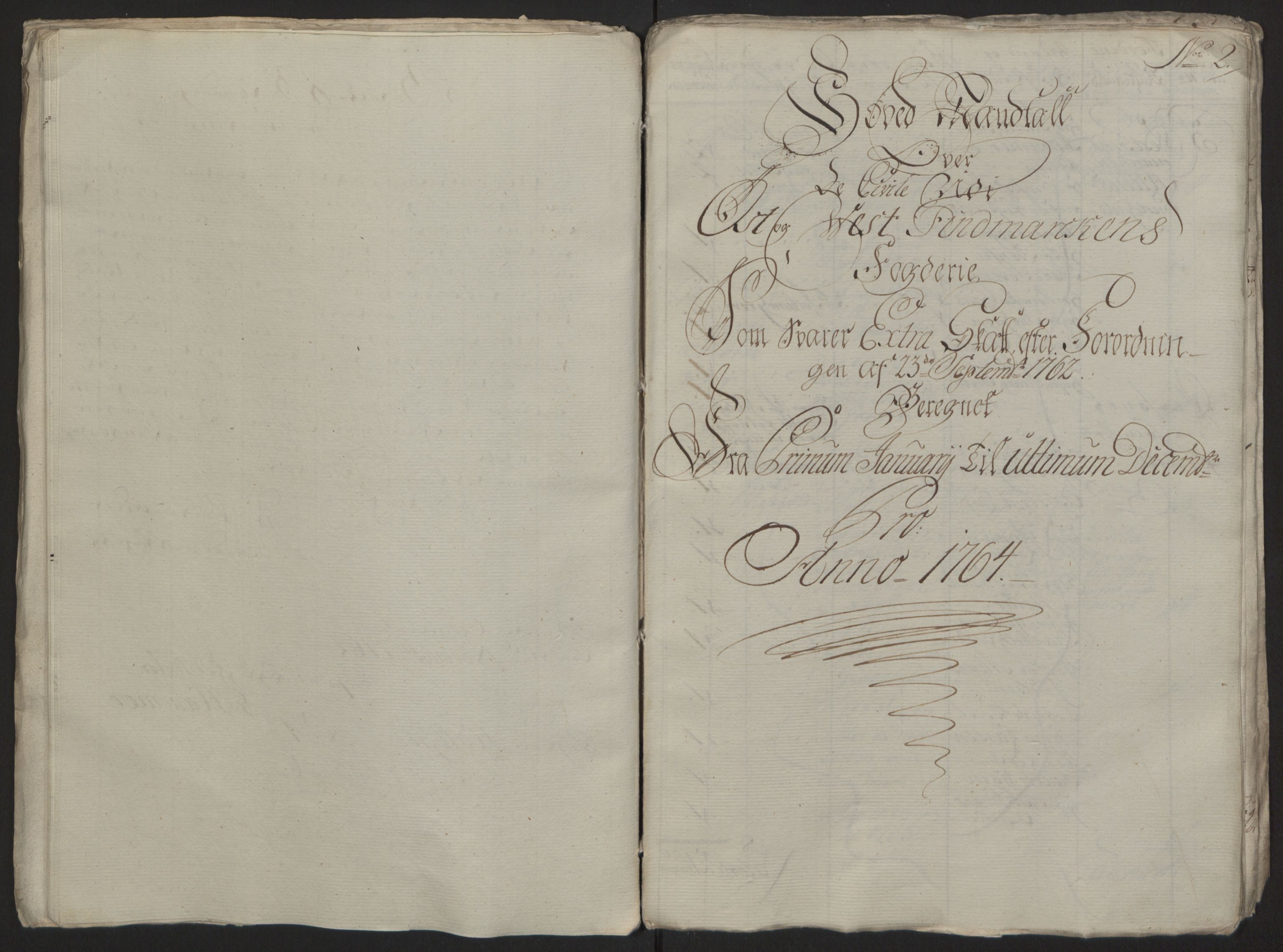 RA, Rentekammeret inntil 1814, Reviderte regnskaper, Fogderegnskap, R69/L4910: Ekstraskatten  Finnmark/Vardøhus, 1762-1772, s. 100