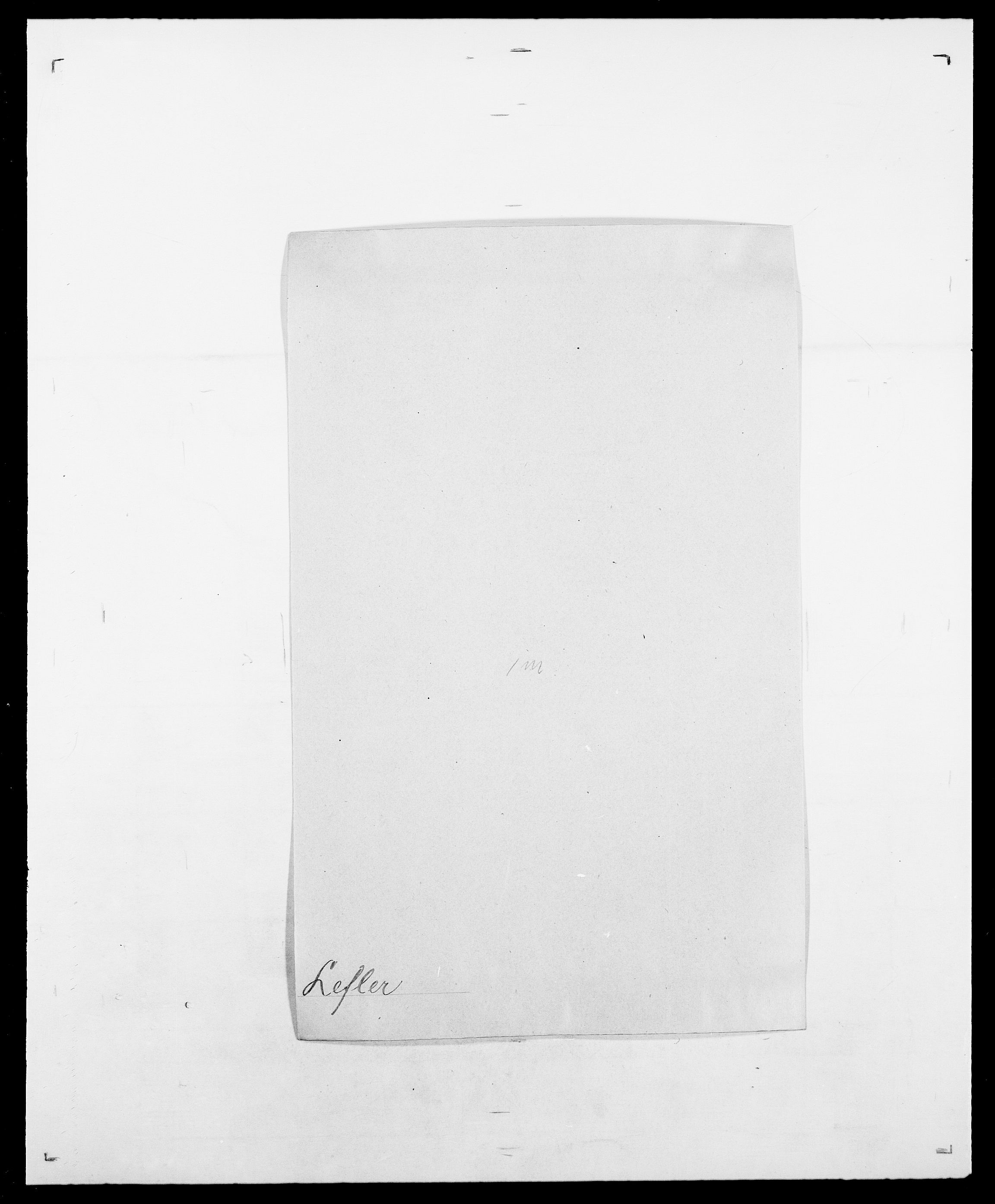 SAO, Delgobe, Charles Antoine - samling, D/Da/L0023: Lau - Lirvyn, s. 88