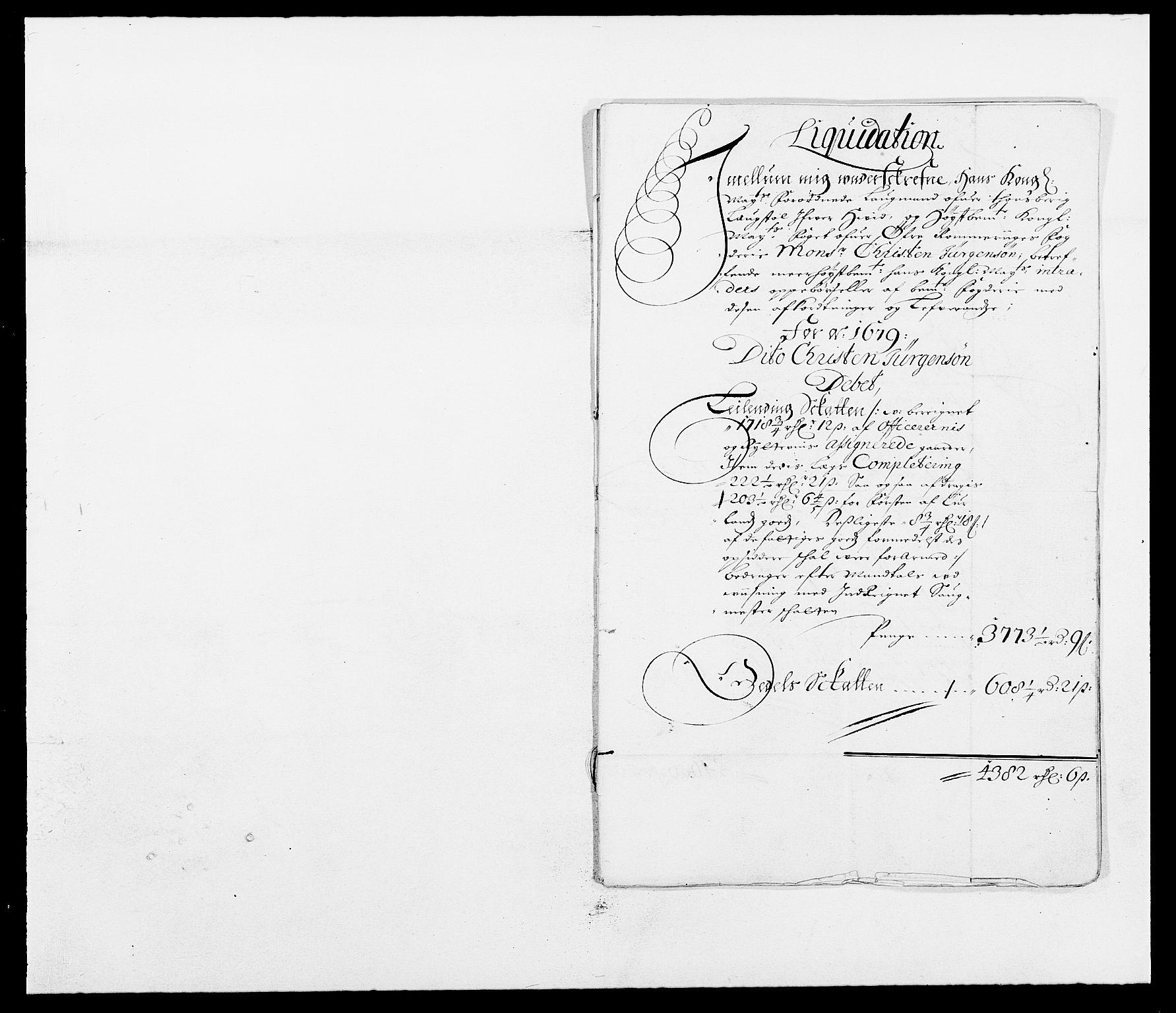 RA, Rentekammeret inntil 1814, Reviderte regnskaper, Fogderegnskap, R12/L0694: Fogderegnskap Øvre Romerike, 1678-1679, s. 256