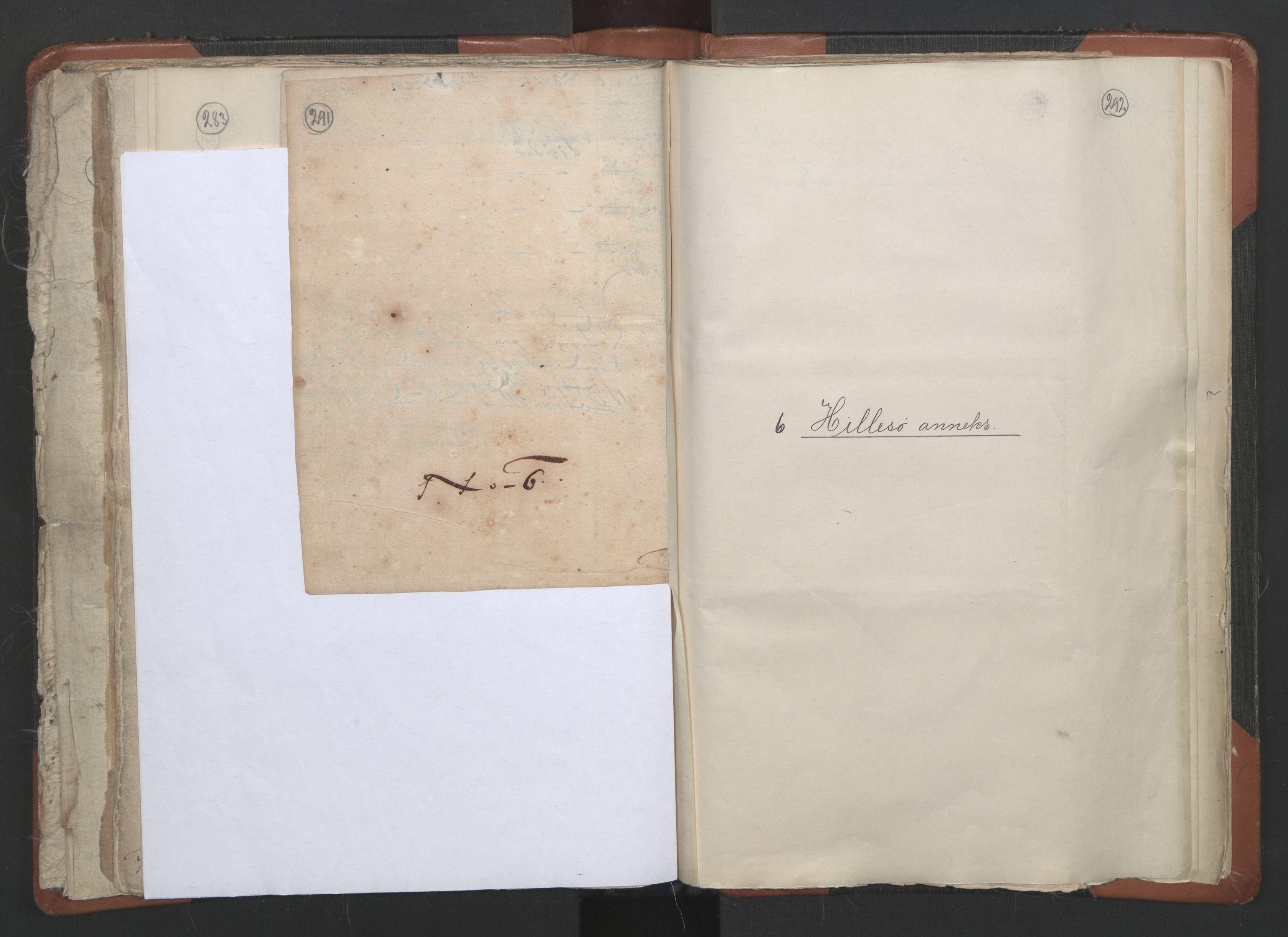 RA, Sogneprestenes manntall 1664-1666, nr. 36: Lofoten og Vesterålen prosti, Senja prosti og Troms prosti, 1664-1666, s. 291-292