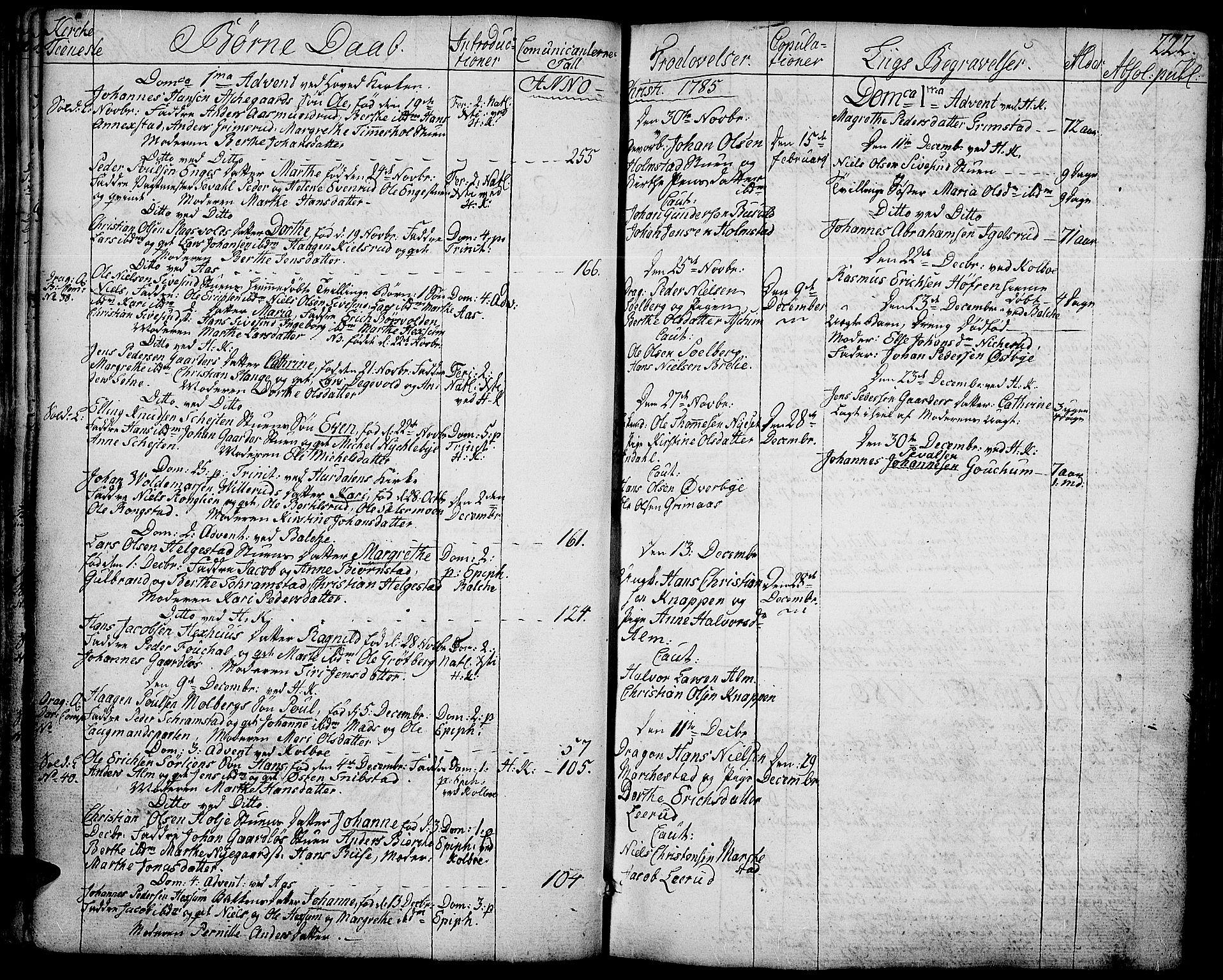SAH, Toten prestekontor, Ministerialbok nr. 6, 1773-1793, s. 222