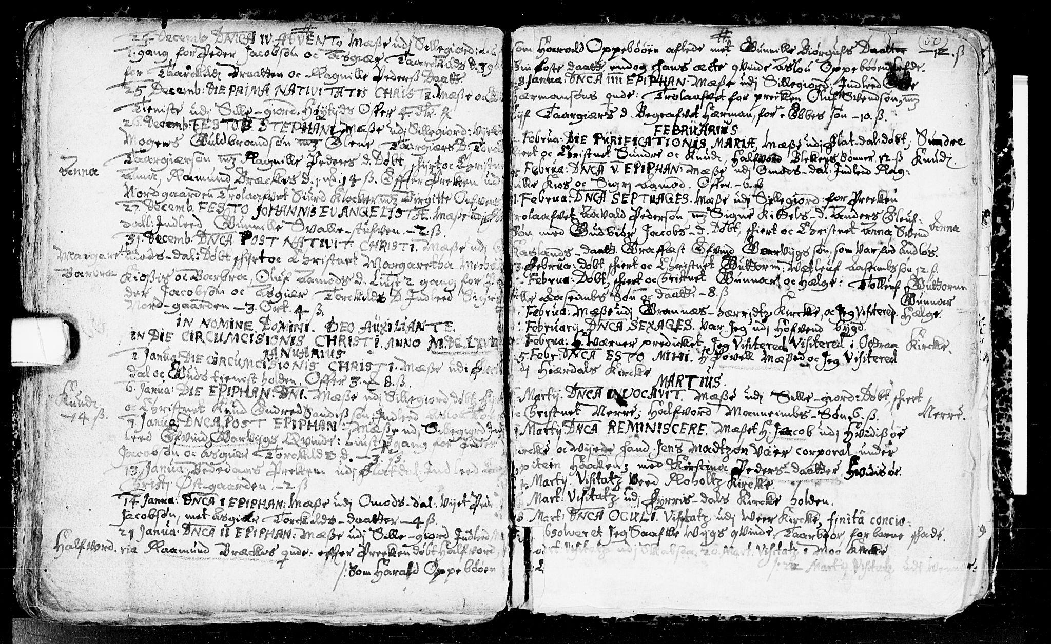 SAKO, Seljord kirkebøker, F/Fa/L0001: Ministerialbok nr. I 1, 1654-1686, s. 50