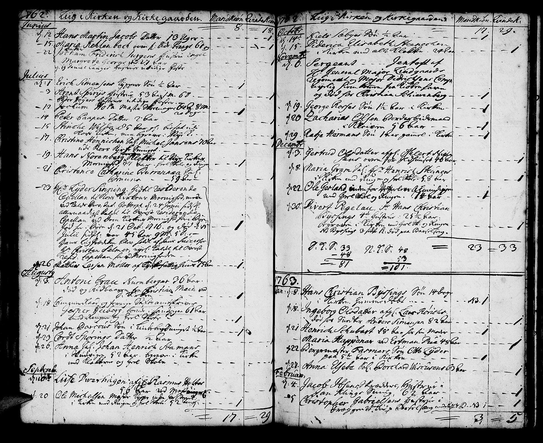SAB, Korskirken Sokneprestembete, H/Haa/L0011: Ministerialbok nr. A 11, 1731-1785, s. 159