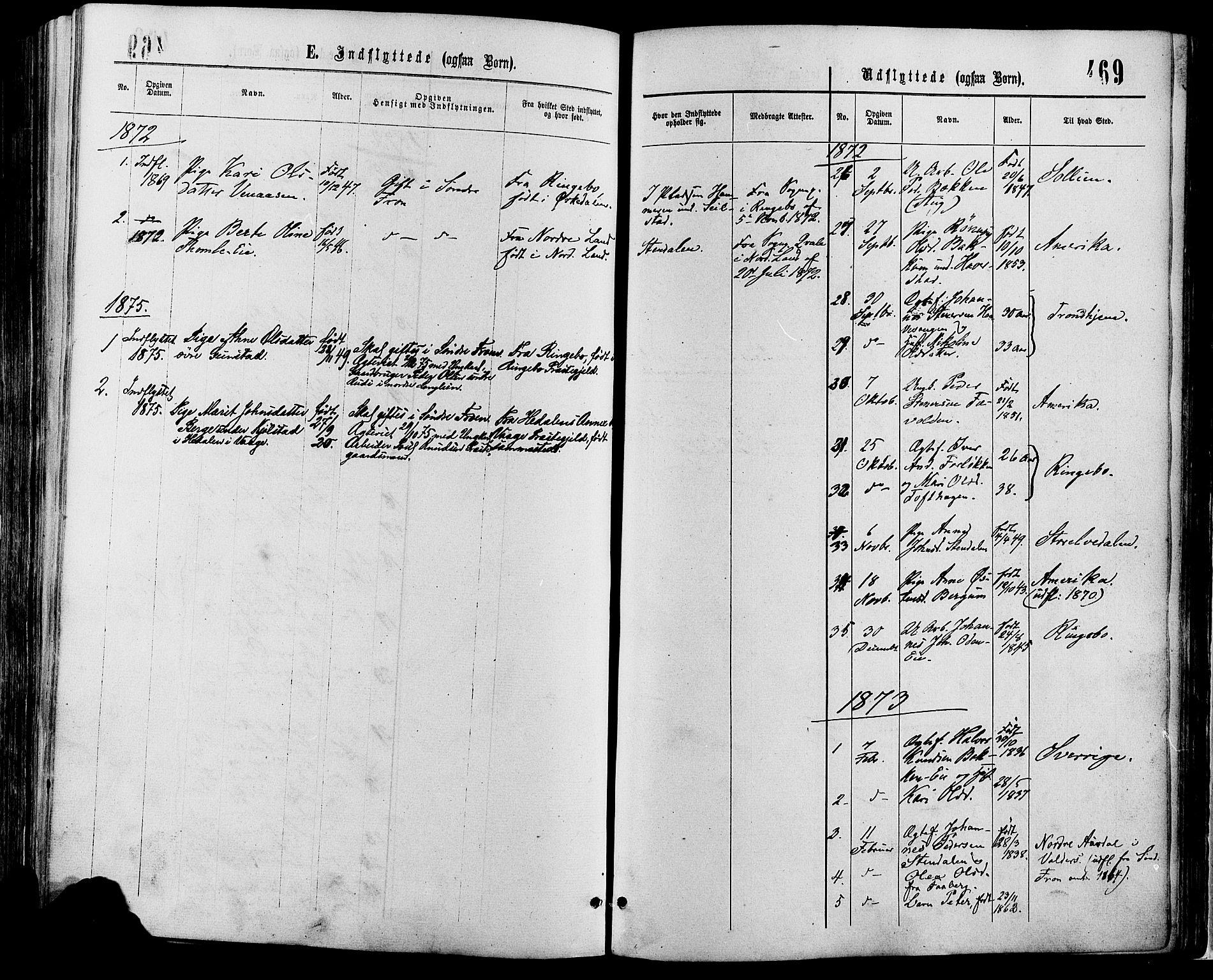 SAH, Sør-Fron prestekontor, H/Ha/Haa/L0002: Ministerialbok nr. 2, 1864-1880, s. 469