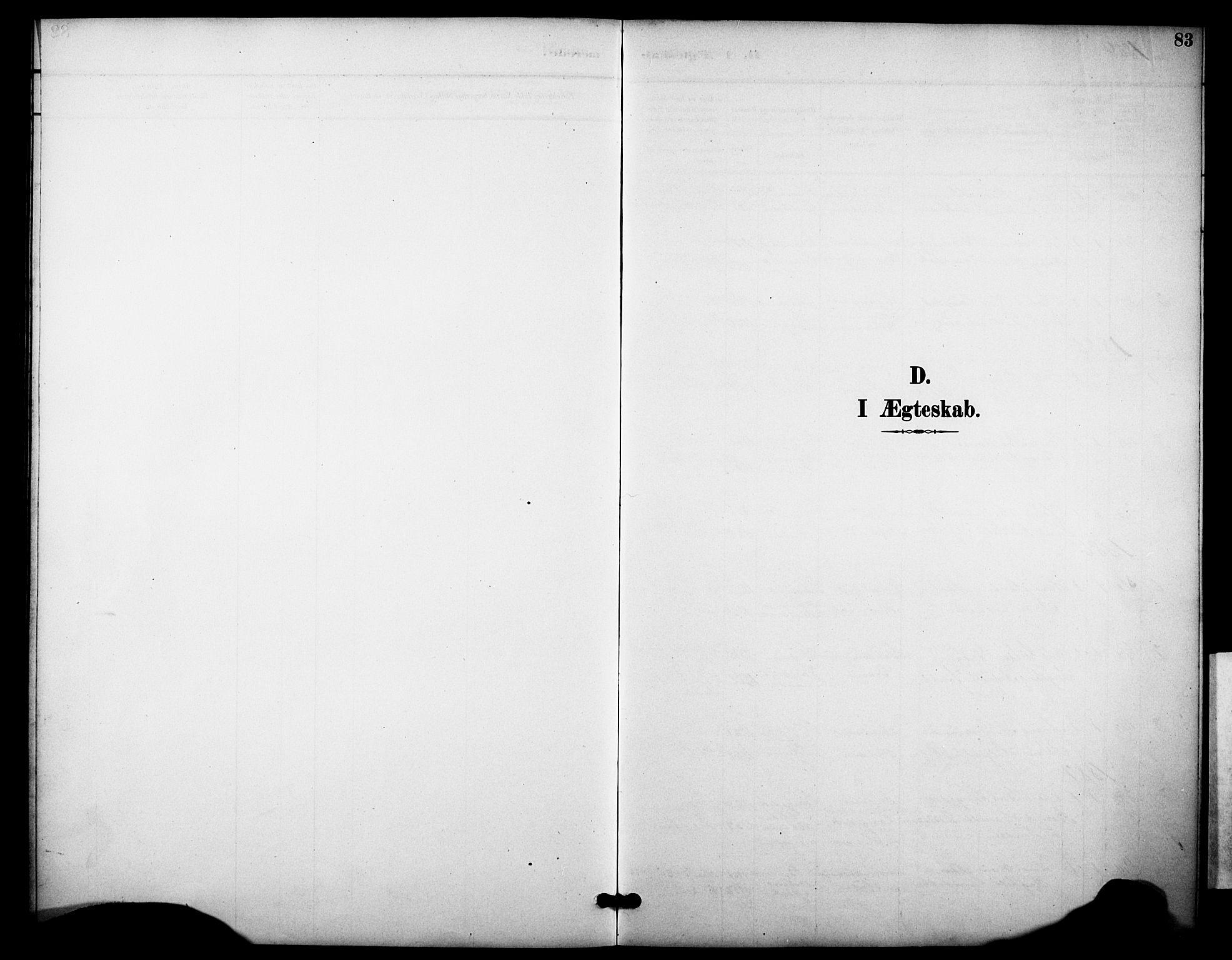 SAKO, Heddal kirkebøker, F/Fb/L0001: Ministerialbok nr. II 1, 1884-1910, s. 83