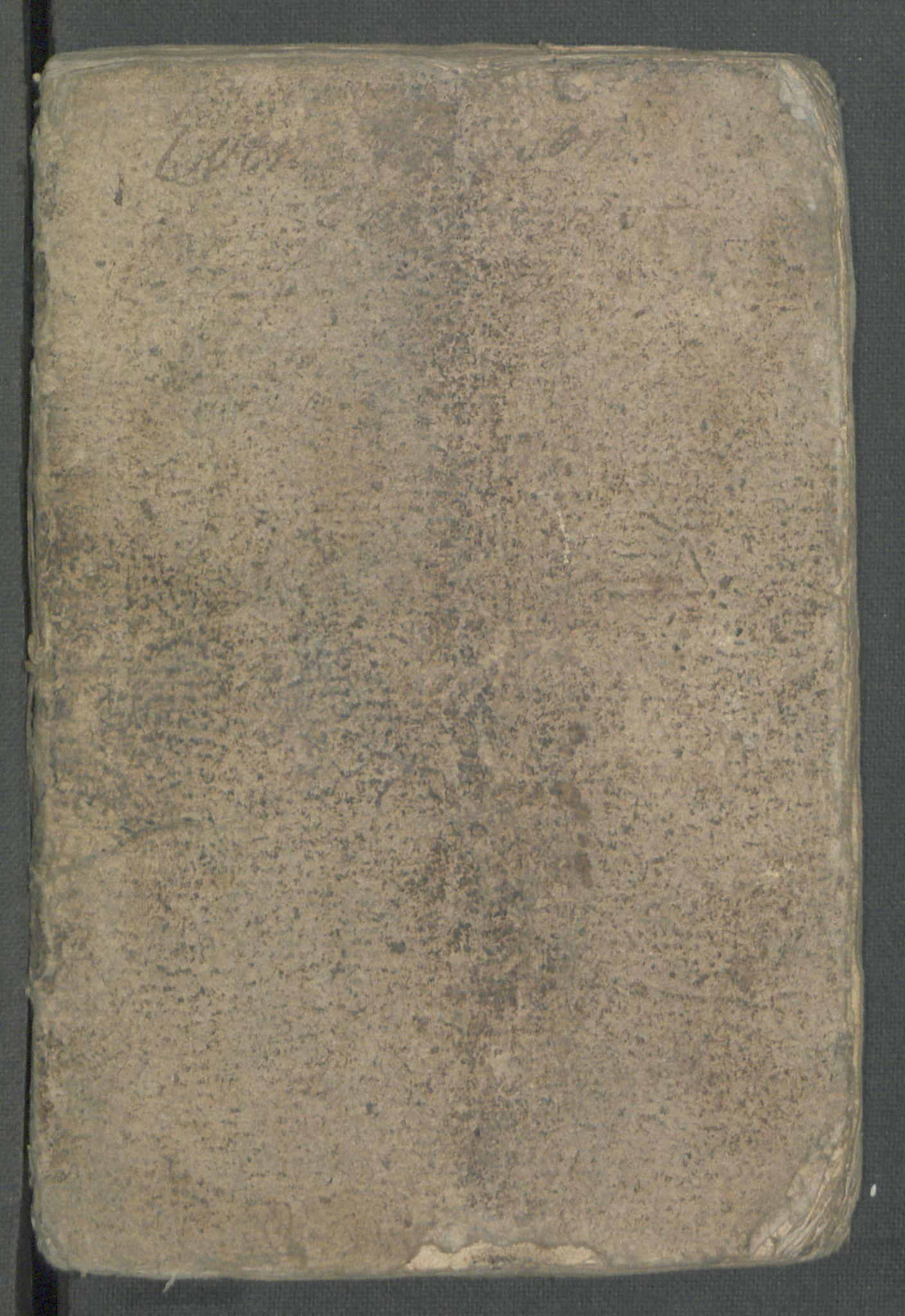 RA, Rentekammeret inntil 1814, Realistisk ordnet avdeling, Od/L0001: Oppløp, 1786-1769, s. 625