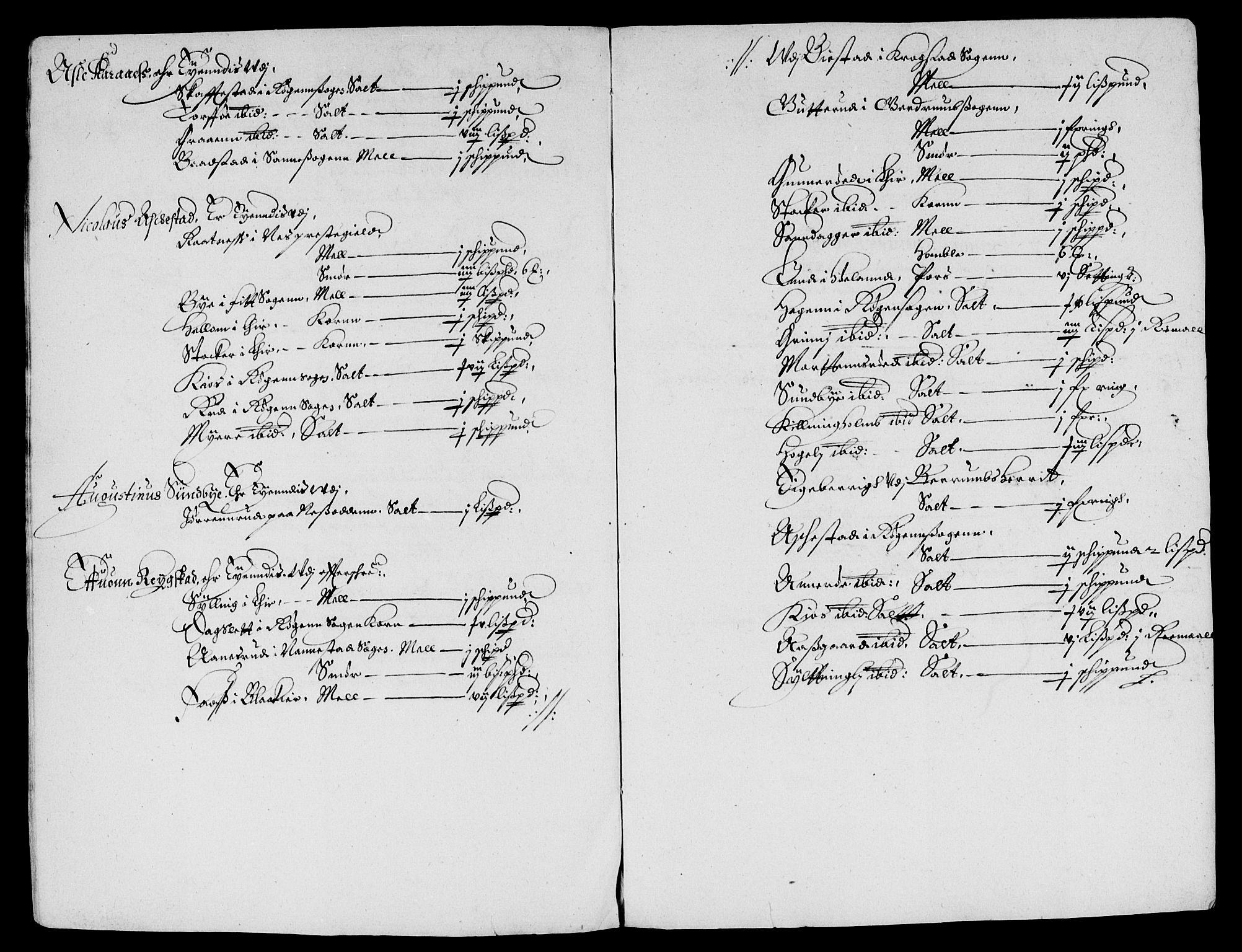 RA, Rentekammeret inntil 1814, Reviderte regnskaper, Lensregnskaper, R/Rb/Rba/L0202: Akershus len, 1650-1651