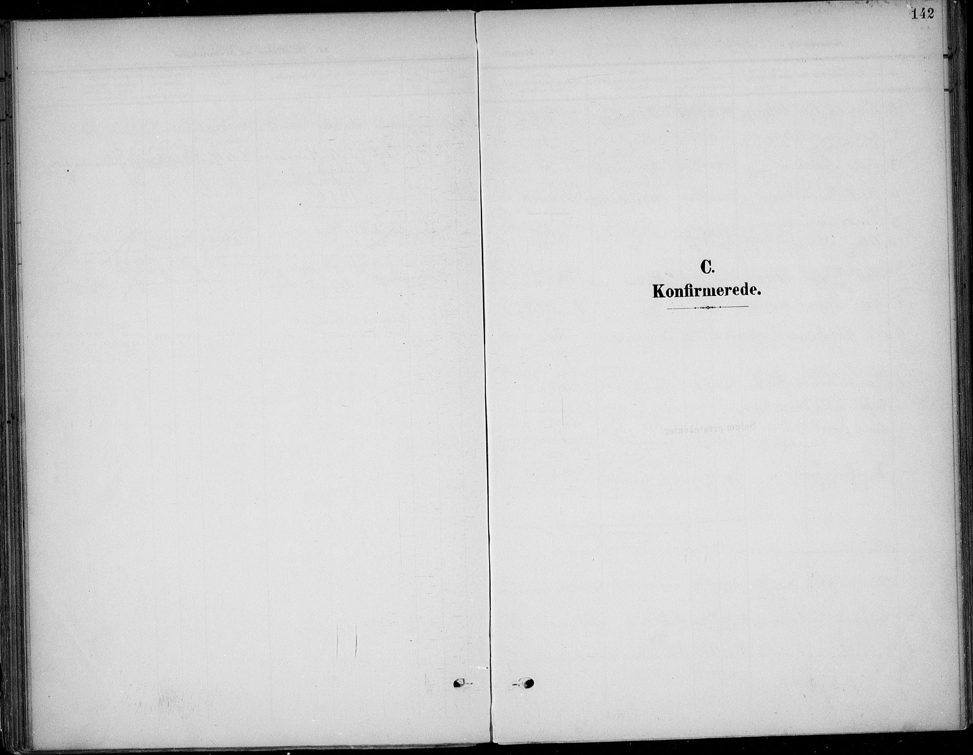 SAKO, Solum kirkebøker, F/Fb/L0003: Ministerialbok nr. II 3, 1901-1912, s. 142