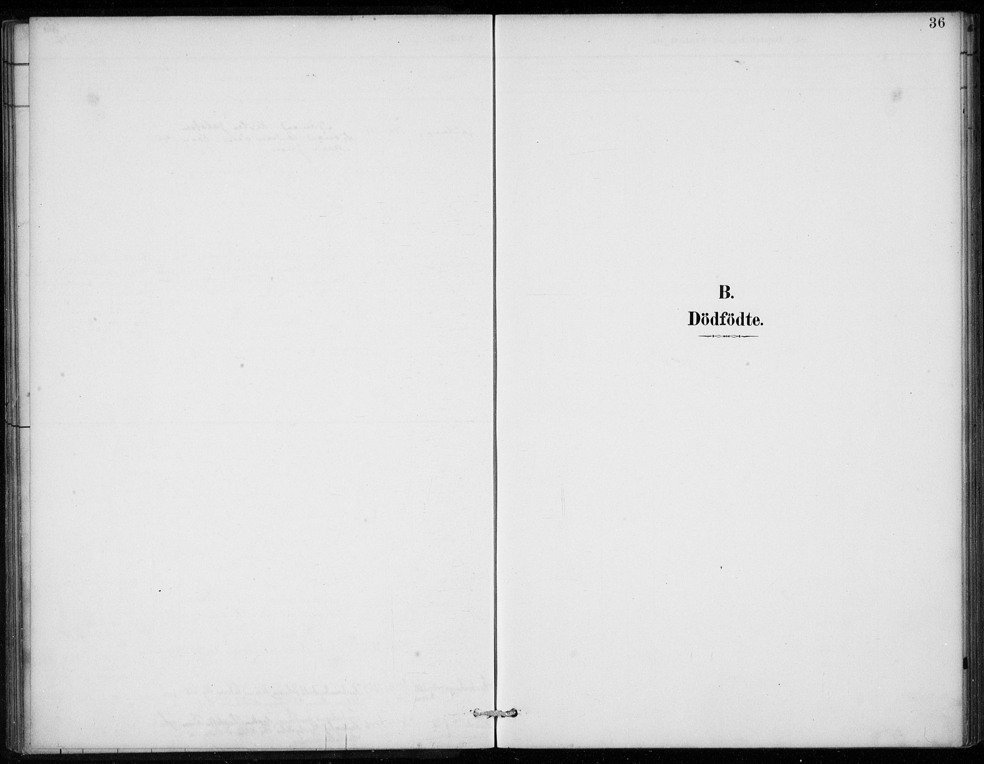 SAB, Den Norske Sjømannsmisjon i utlandet*, Ministerialbok nr. A 2, 1887-1913, s. 36