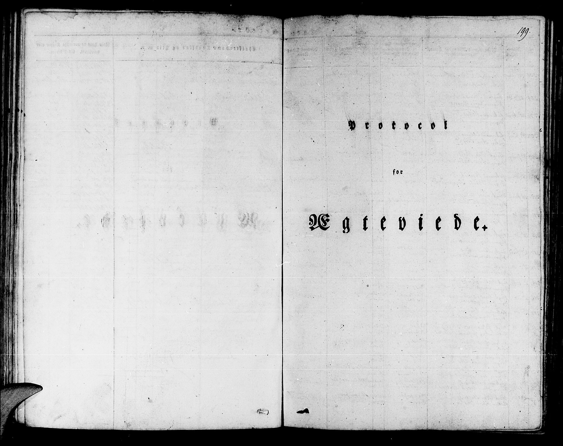 SAB, Manger sokneprestembete, H/Haa: Ministerialbok nr. A 4, 1824-1838, s. 199