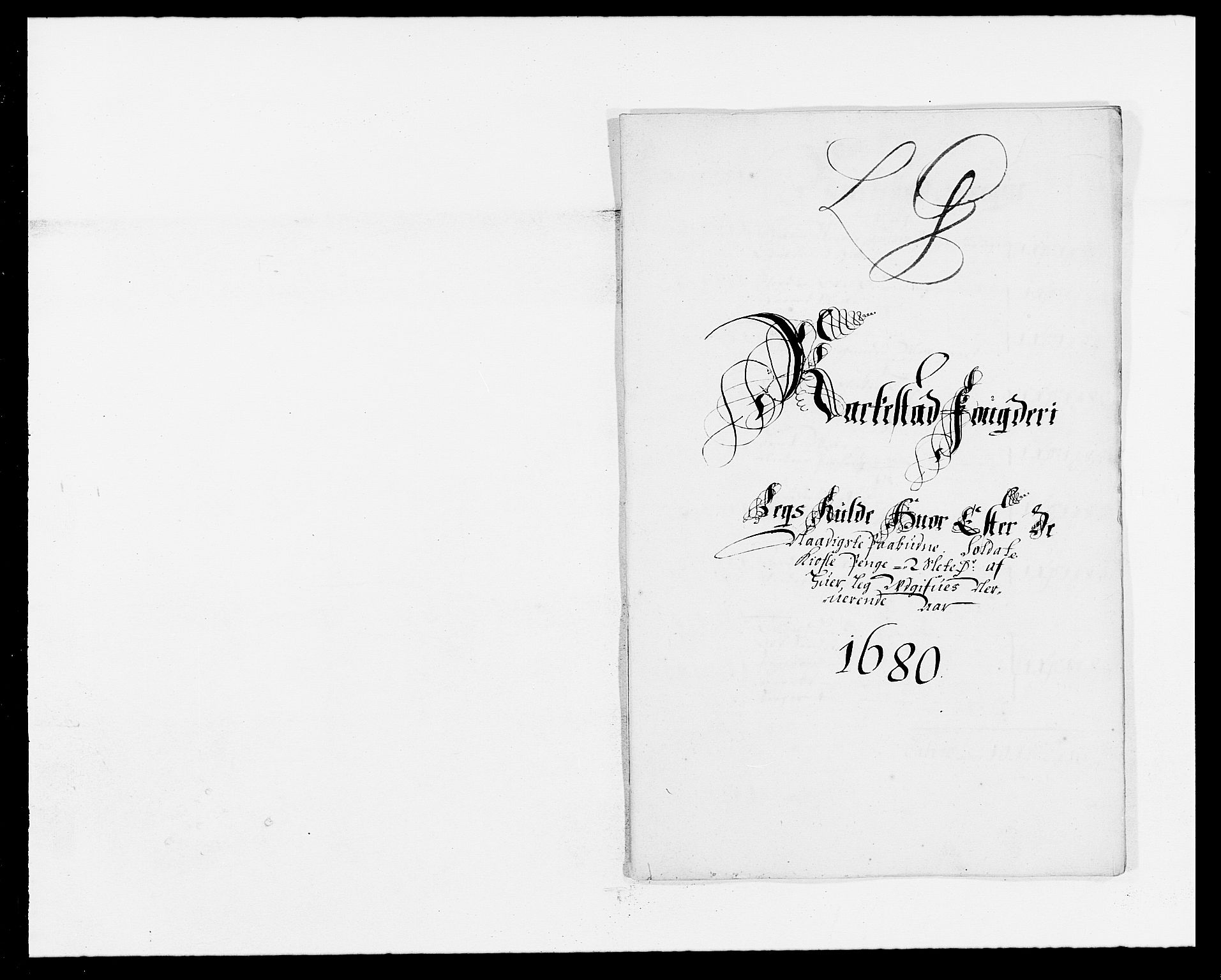 RA, Rentekammeret inntil 1814, Reviderte regnskaper, Fogderegnskap, R05/L0272: Fogderegnskap Rakkestad, 1680-1681, s. 188