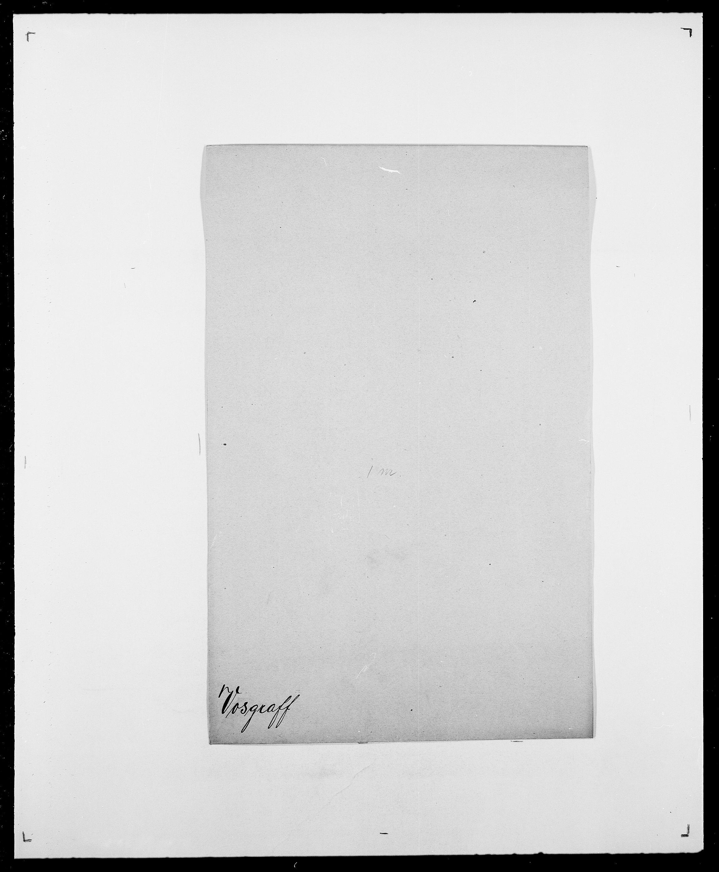 SAO, Delgobe, Charles Antoine - samling, D/Da/L0042: Vilain - Wulf, Wulff, se også Wolf, s. 697