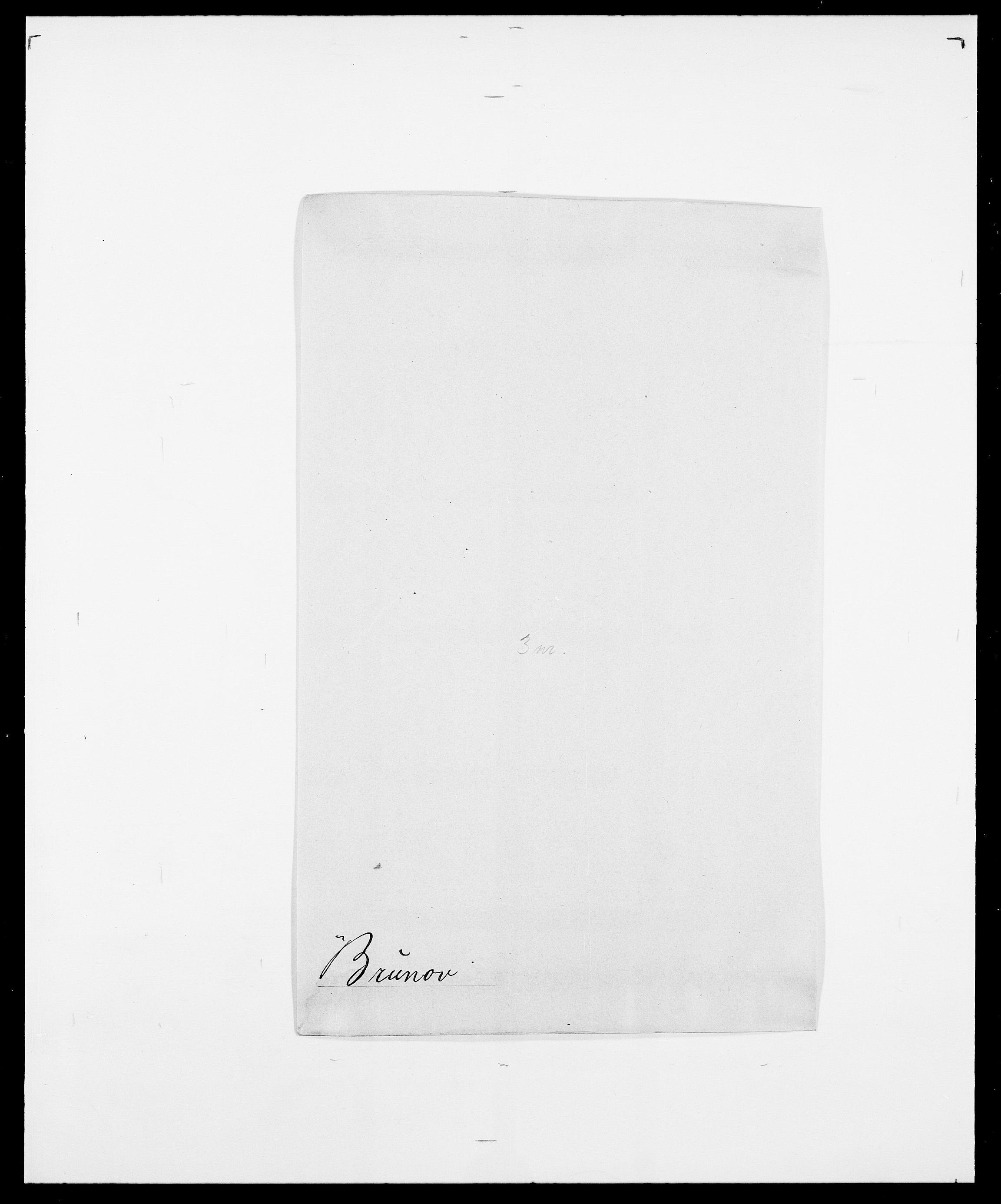 SAO, Delgobe, Charles Antoine - samling, D/Da/L0006: Brambani - Brønø, s. 834