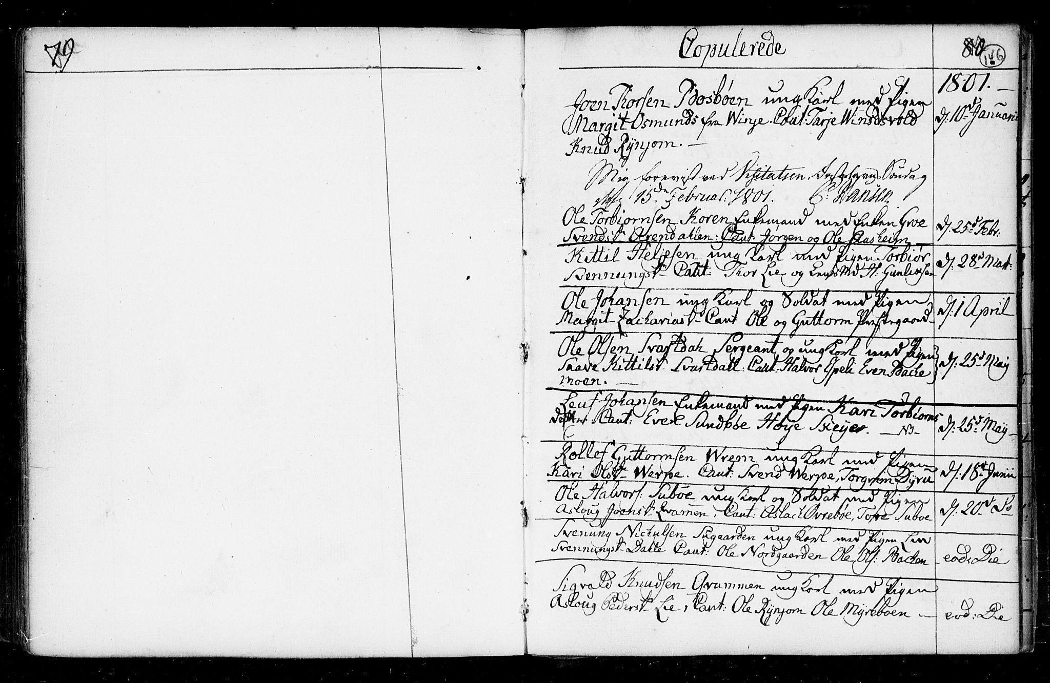 SAKO, Seljord kirkebøker, F/Fa/L0008: Ministerialbok nr. I 8, 1755-1814, s. 146