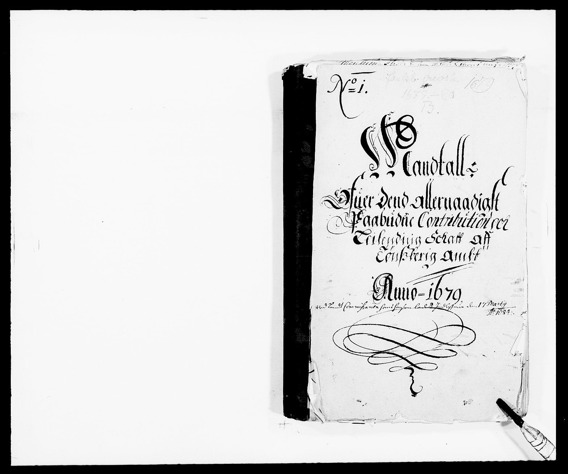 RA, Rentekammeret inntil 1814, Reviderte regnskaper, Fogderegnskap, R32/L1846: Fogderegnskap Jarlsberg grevskap, 1679-1680, s. 28