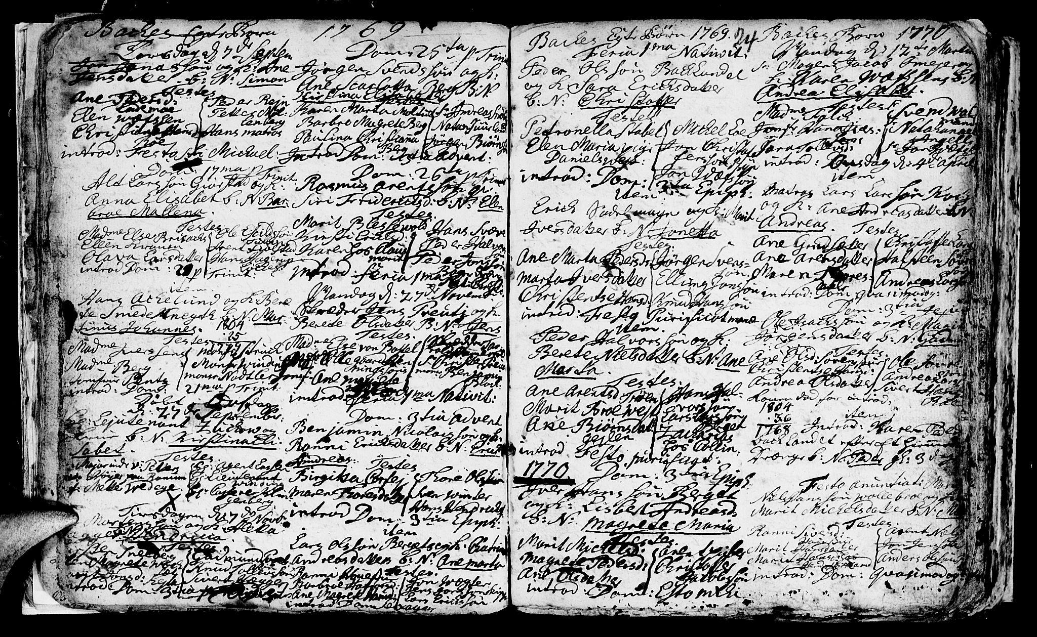 SAT, Ministerialprotokoller, klokkerbøker og fødselsregistre - Sør-Trøndelag, 604/L0218: Klokkerbok nr. 604C01, 1754-1819, s. 24