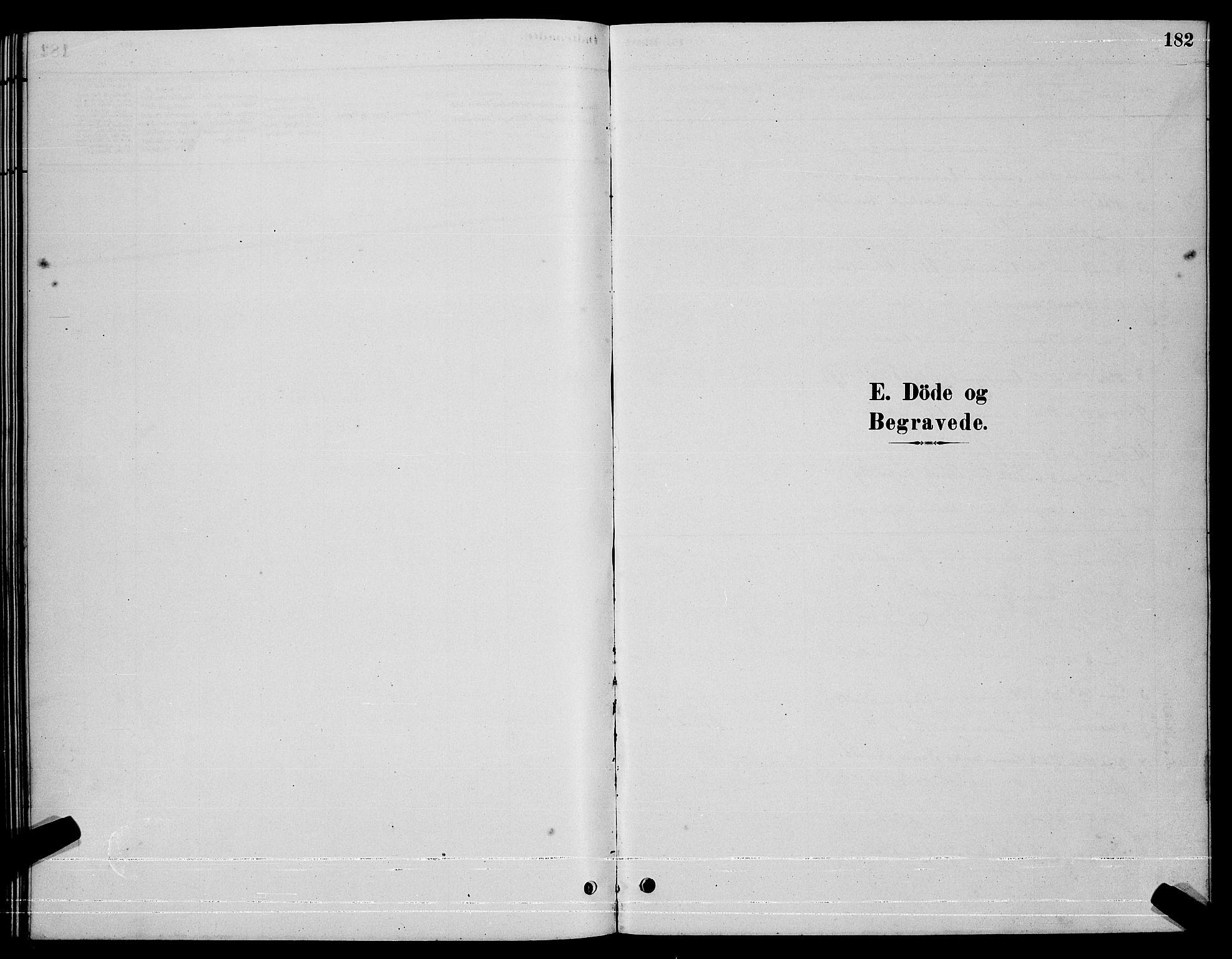 SAT, Ministerialprotokoller, klokkerbøker og fødselsregistre - Sør-Trøndelag, 630/L0504: Klokkerbok nr. 630C02, 1879-1898, s. 182