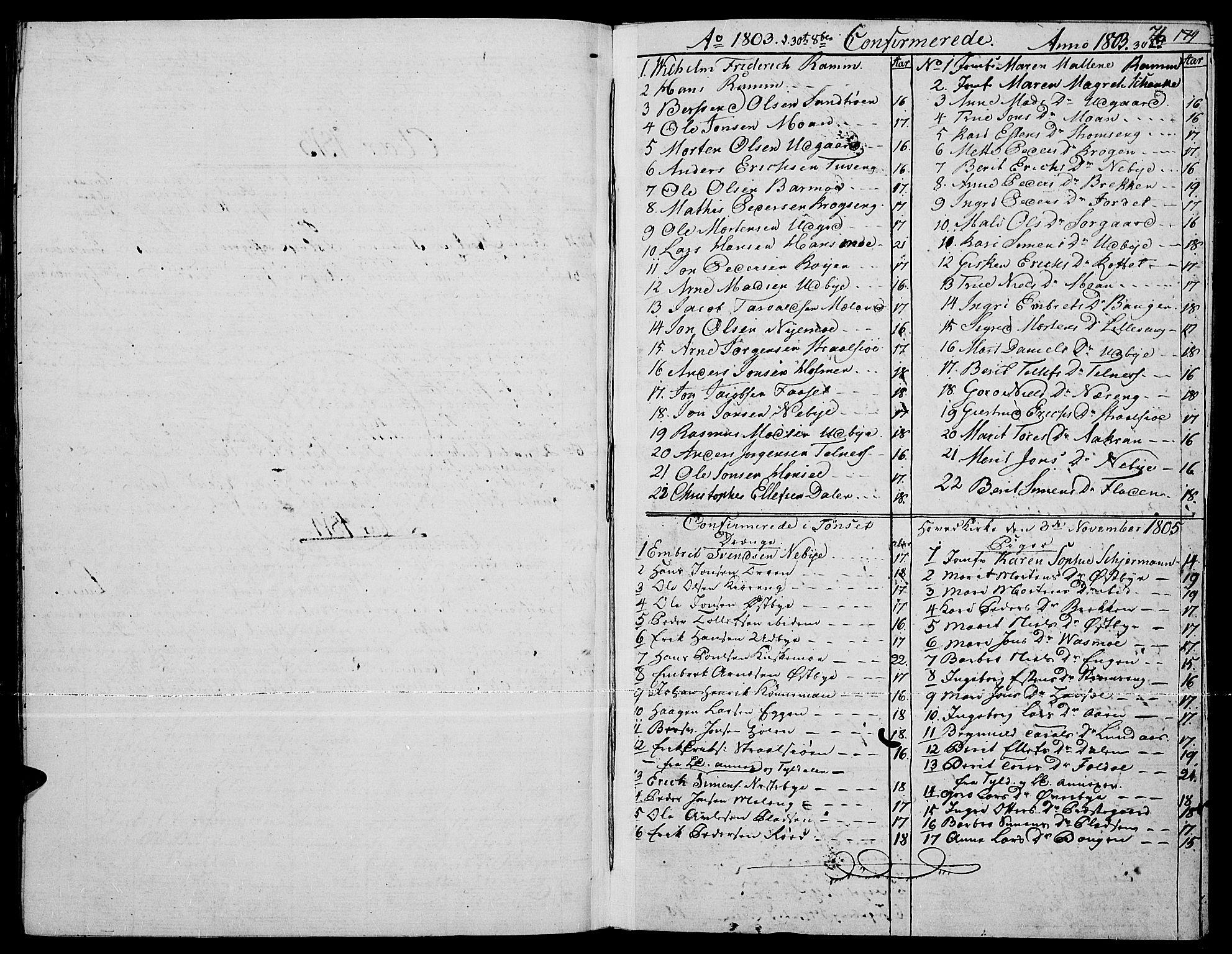 SAH, Tynset prestekontor, Ministerialbok nr. 15, 1801-1814, s. 76
