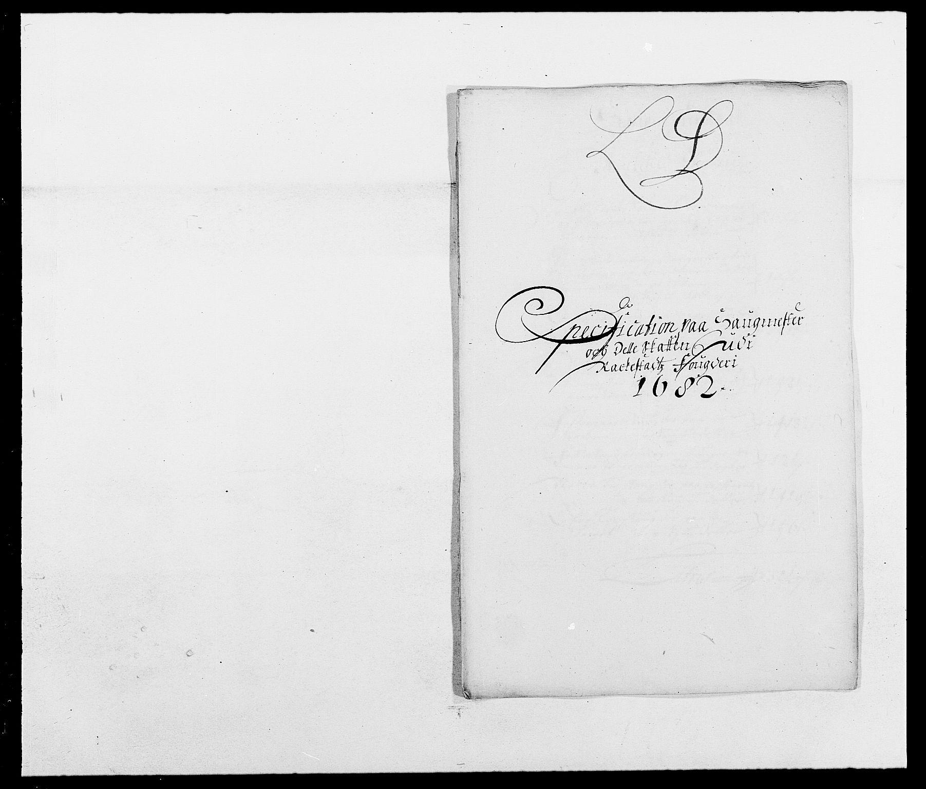 RA, Rentekammeret inntil 1814, Reviderte regnskaper, Fogderegnskap, R05/L0273: Fogderegnskap Rakkestad, 1682, s. 97