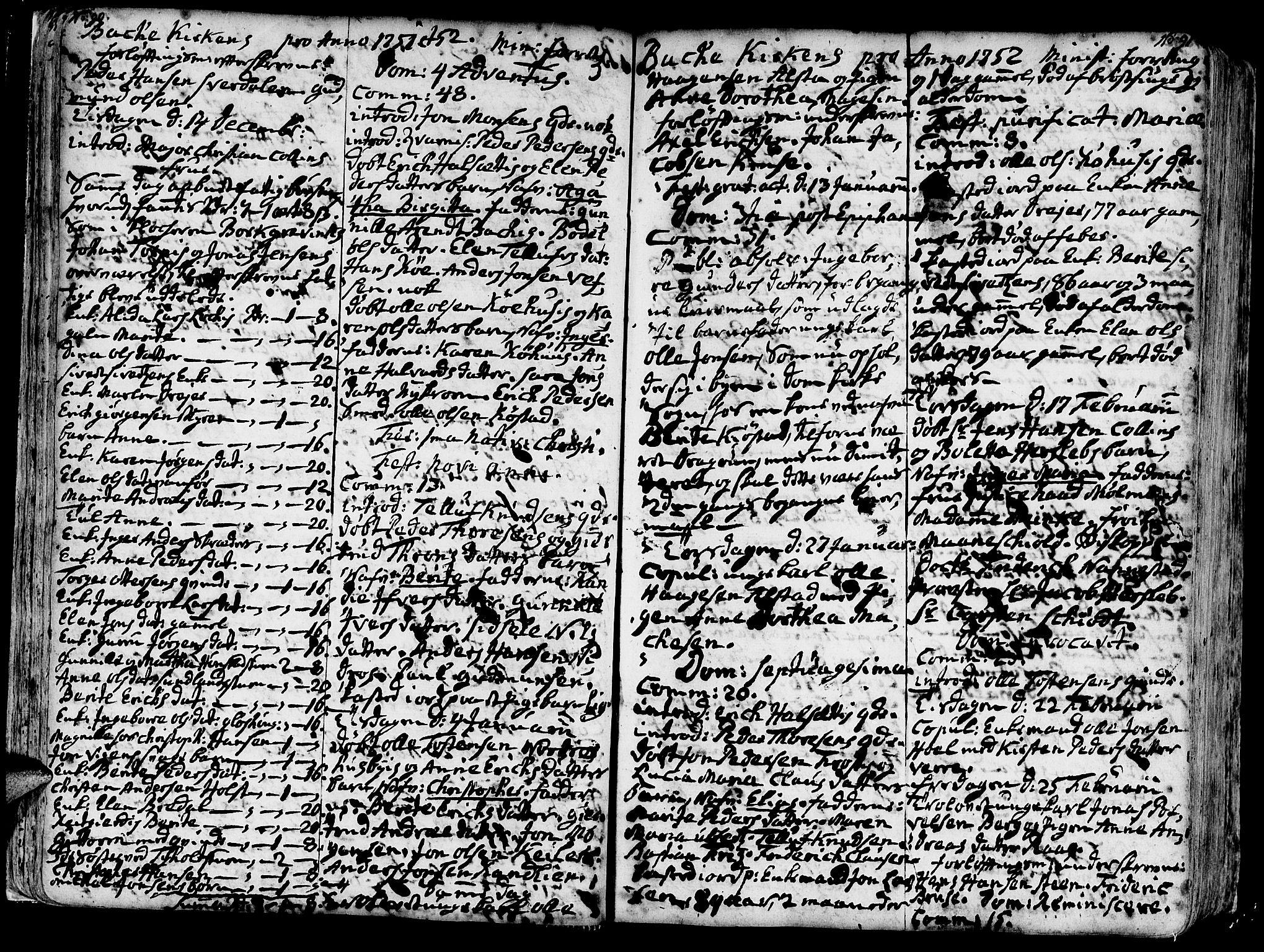 SAT, Ministerialprotokoller, klokkerbøker og fødselsregistre - Sør-Trøndelag, 606/L0276: Ministerialbok nr. 606A01 /2, 1727-1779, s. 90-91