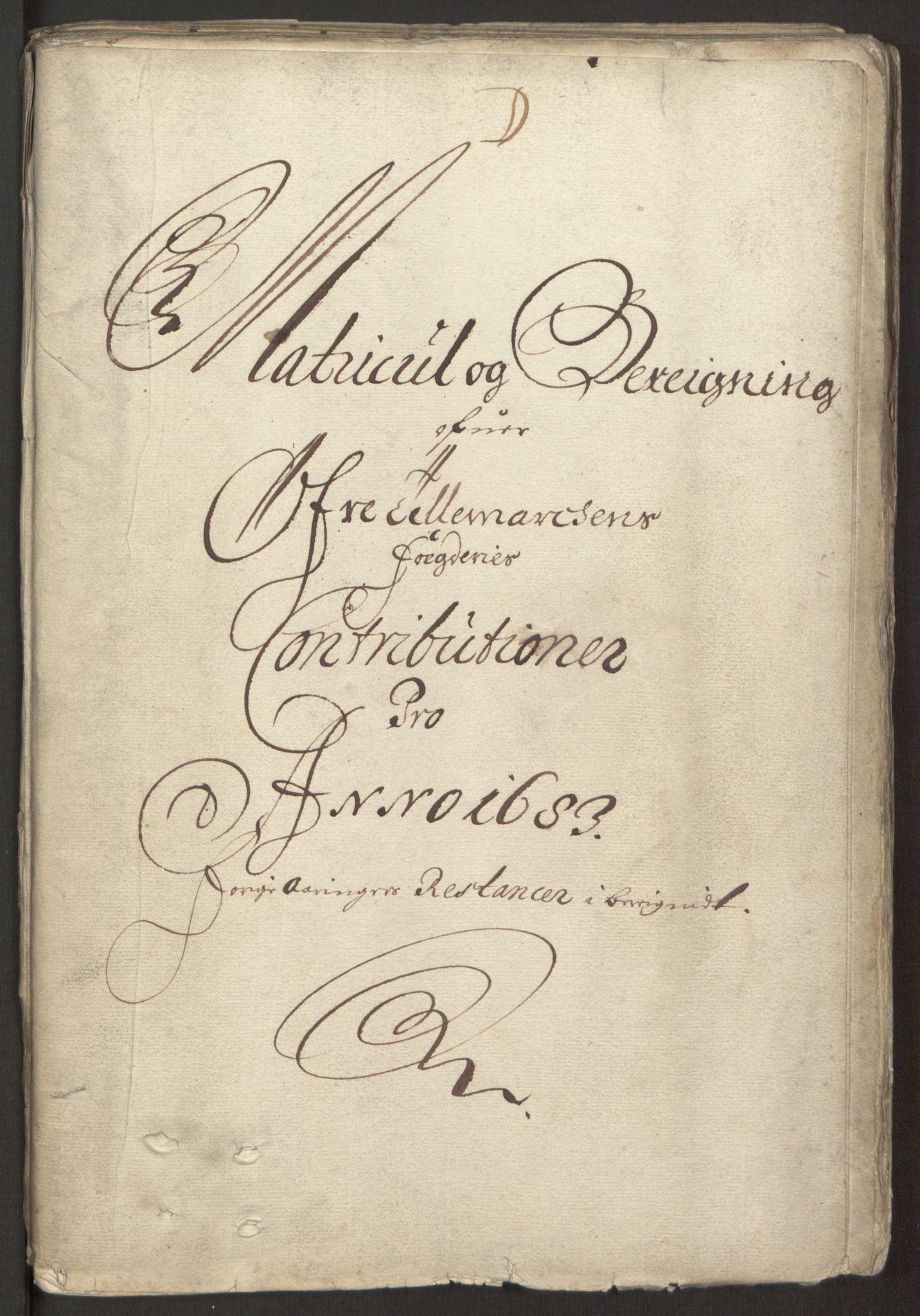 RA, Rentekammeret inntil 1814, Reviderte regnskaper, Fogderegnskap, R35/L2079: Fogderegnskap Øvre og Nedre Telemark, 1680-1684, s. 50
