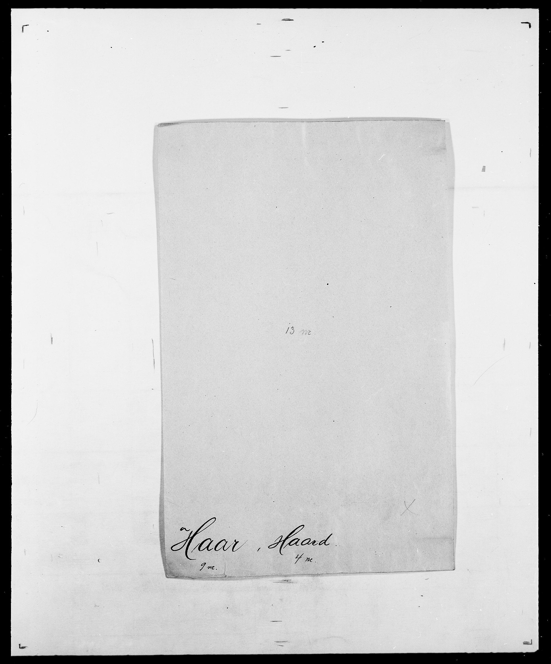 SAO, Delgobe, Charles Antoine - samling, D/Da/L0015: Grodtshilling - Halvorsæth, s. 592