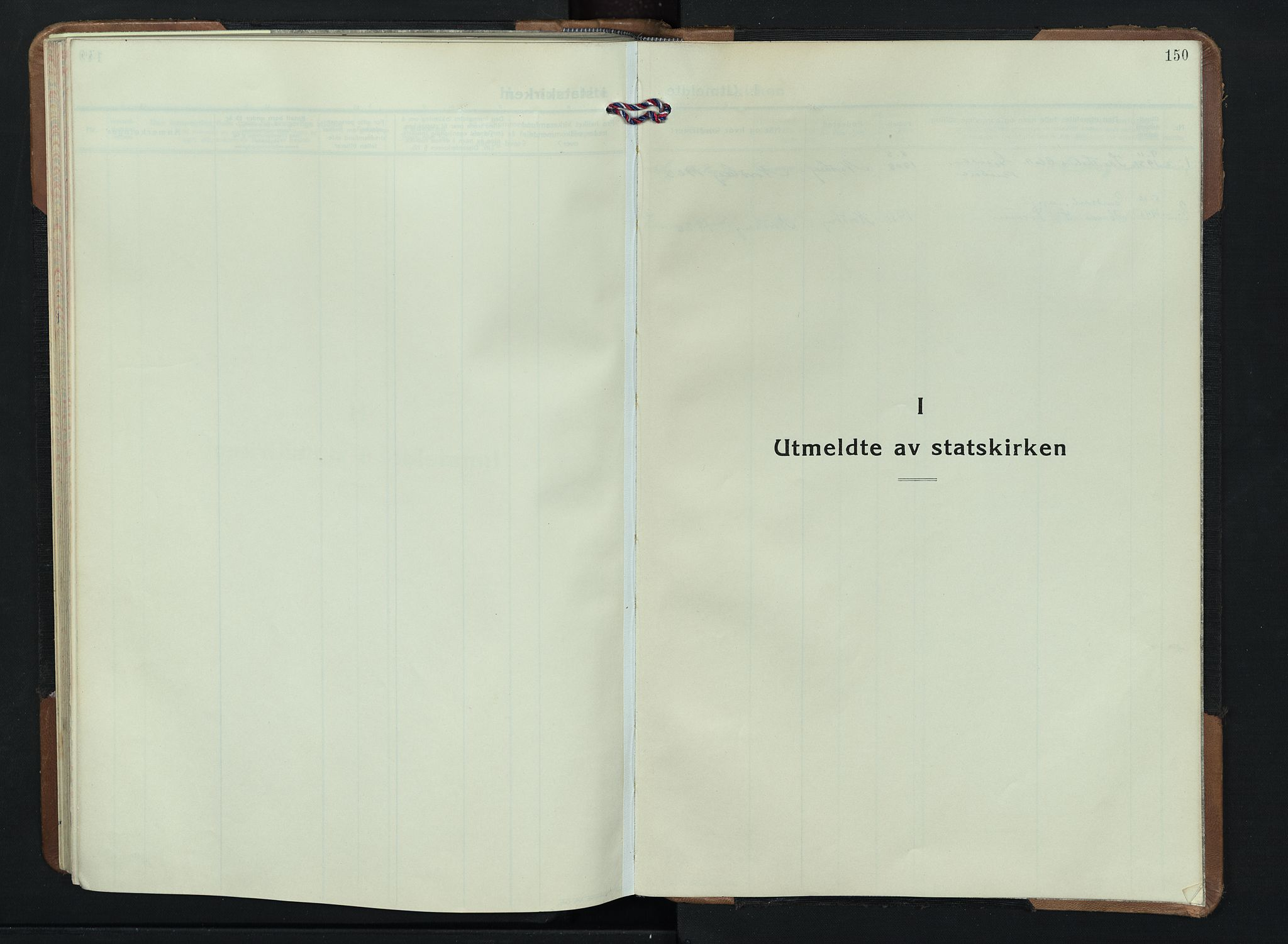 SAH, Skjåk prestekontor, Klokkerbok nr. 7, 1936-1958, s. 150