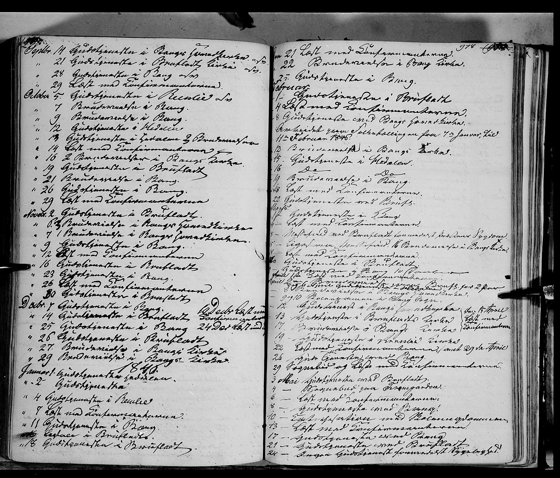 SAH, Sør-Aurdal prestekontor, Ministerialbok nr. 4, 1841-1849, s. 977-978