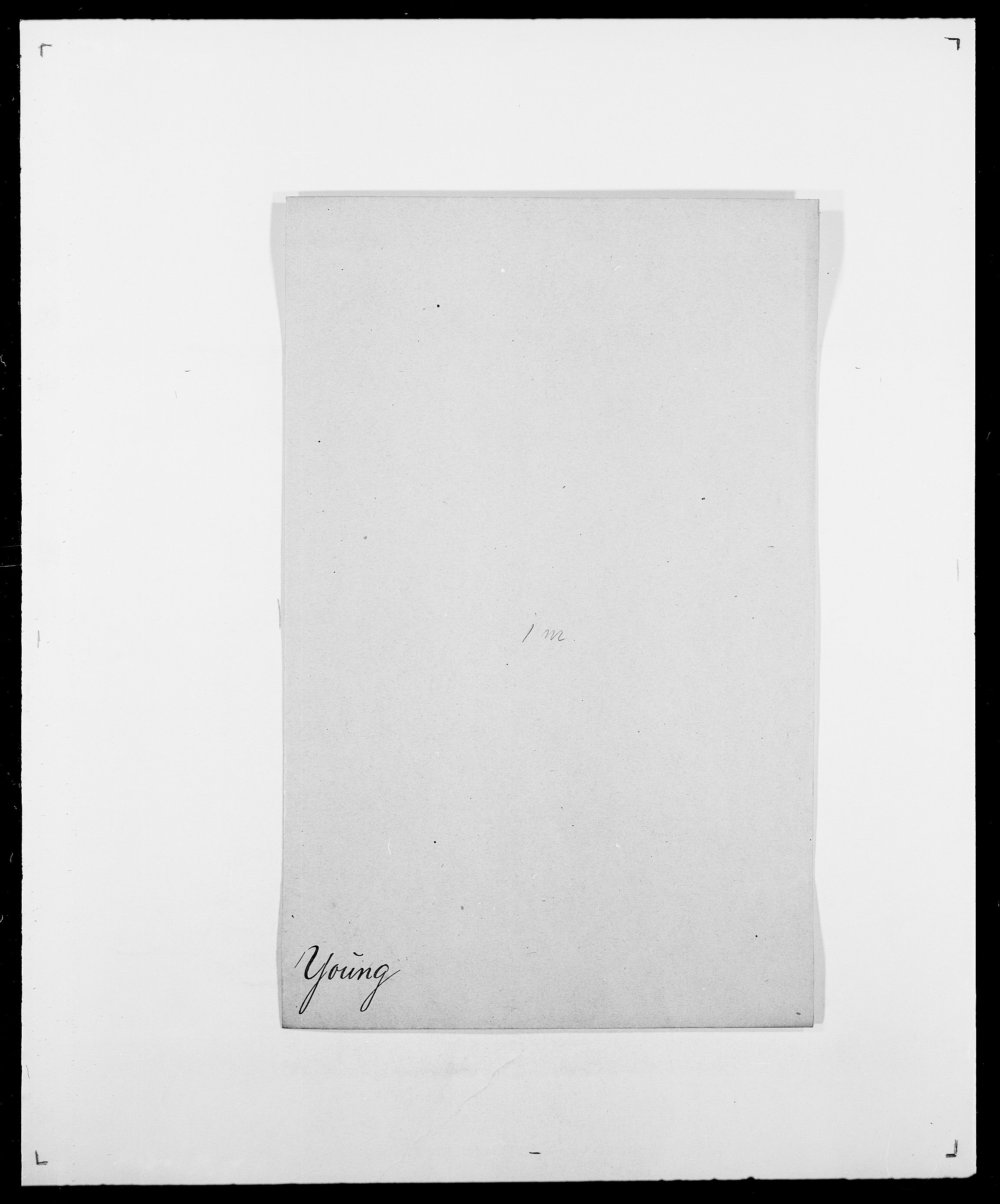 SAO, Delgobe, Charles Antoine - samling, D/Da/L0043: Wulfsberg - v. Zanten, s. 49