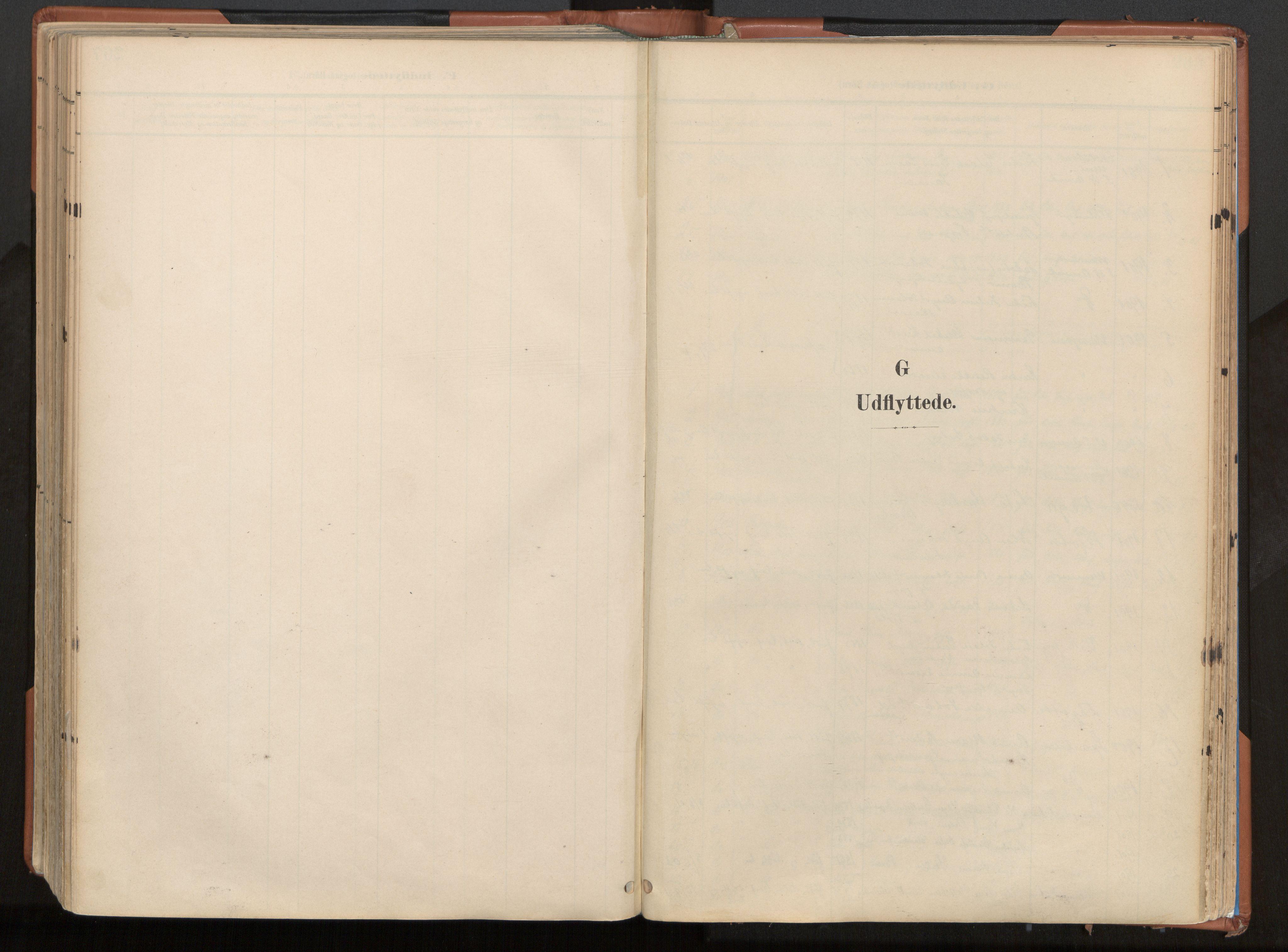 SAT, Ministerialprotokoller, klokkerbøker og fødselsregistre - Nordland, 813/L0201: Ministerialbok nr. 813A11, 1901-1918