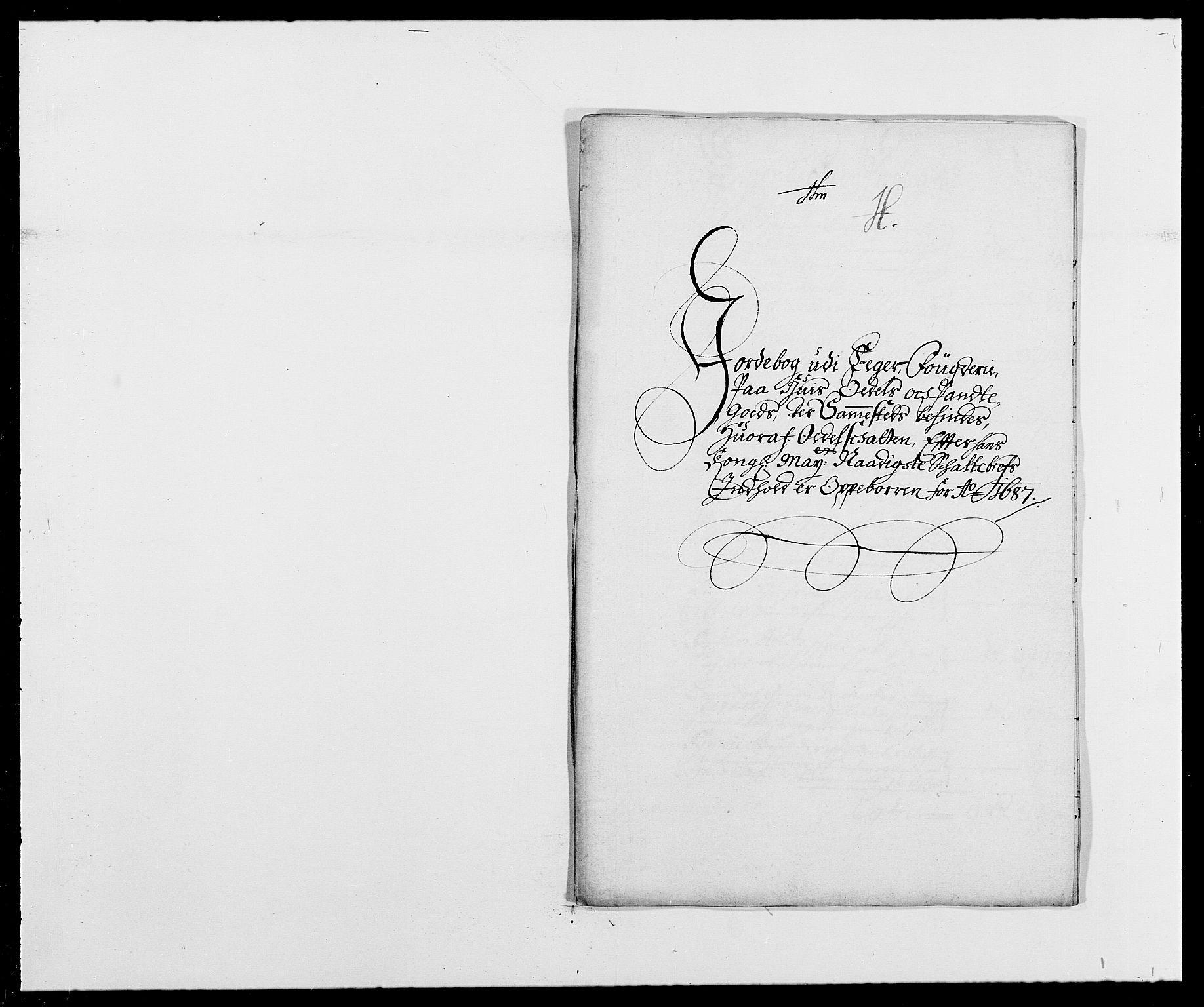 RA, Rentekammeret inntil 1814, Reviderte regnskaper, Fogderegnskap, R28/L1688: Fogderegnskap Eiker og Lier, 1687-1689, s. 102