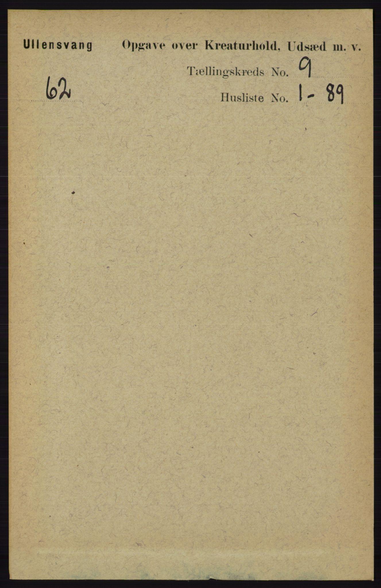 RA, Folketelling 1891 for 1230 Ullensvang herred, 1891, s. 7574