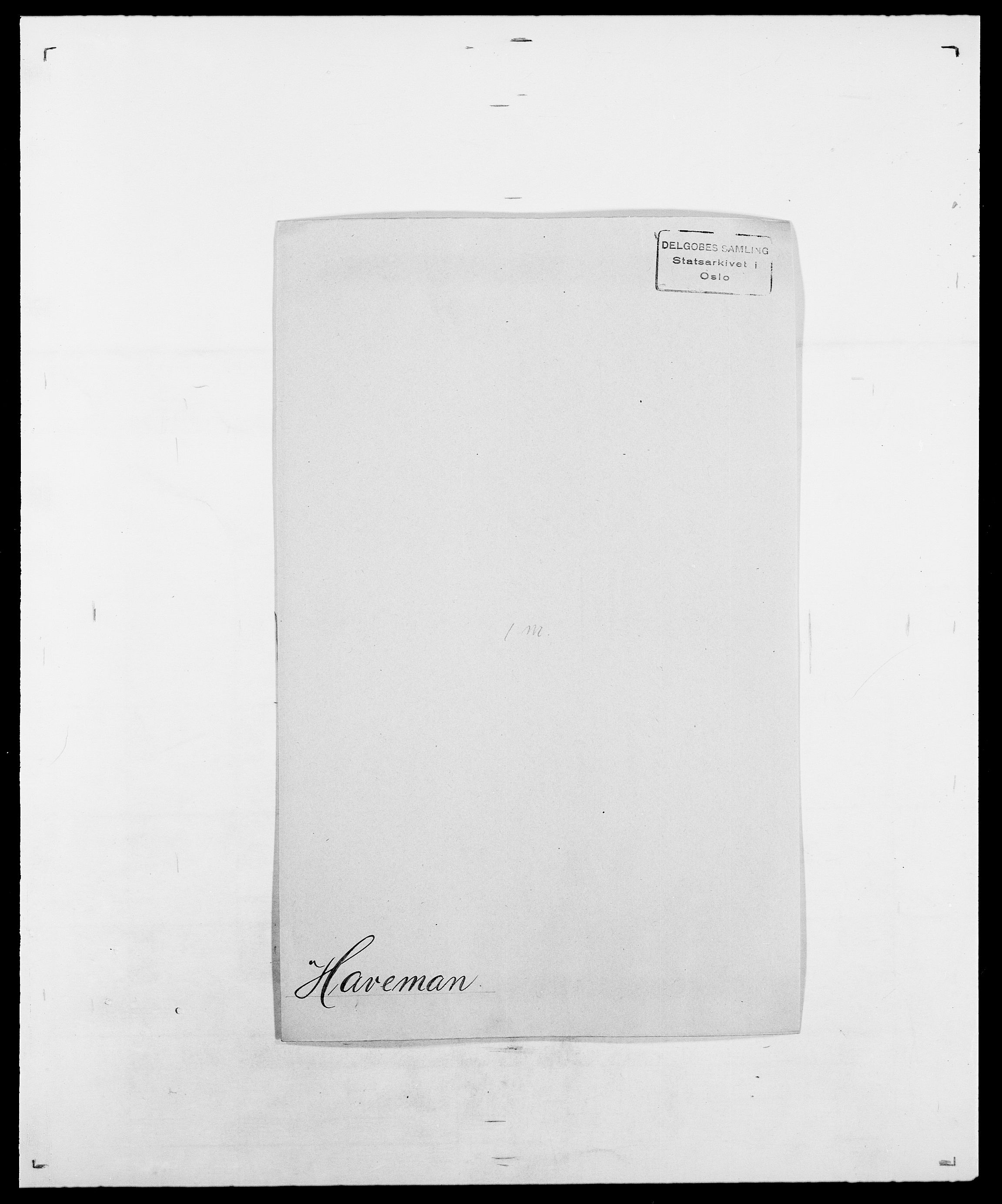 SAO, Delgobe, Charles Antoine - samling, D/Da/L0016: Hamborg - Hektoen, s. 628