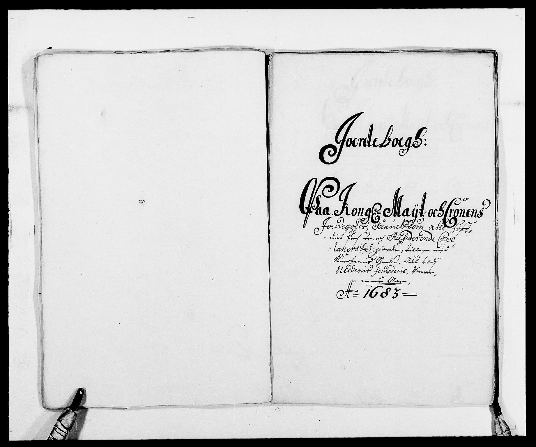 RA, Rentekammeret inntil 1814, Reviderte regnskaper, Fogderegnskap, R39/L2305: Fogderegnskap Nedenes, 1683, s. 298