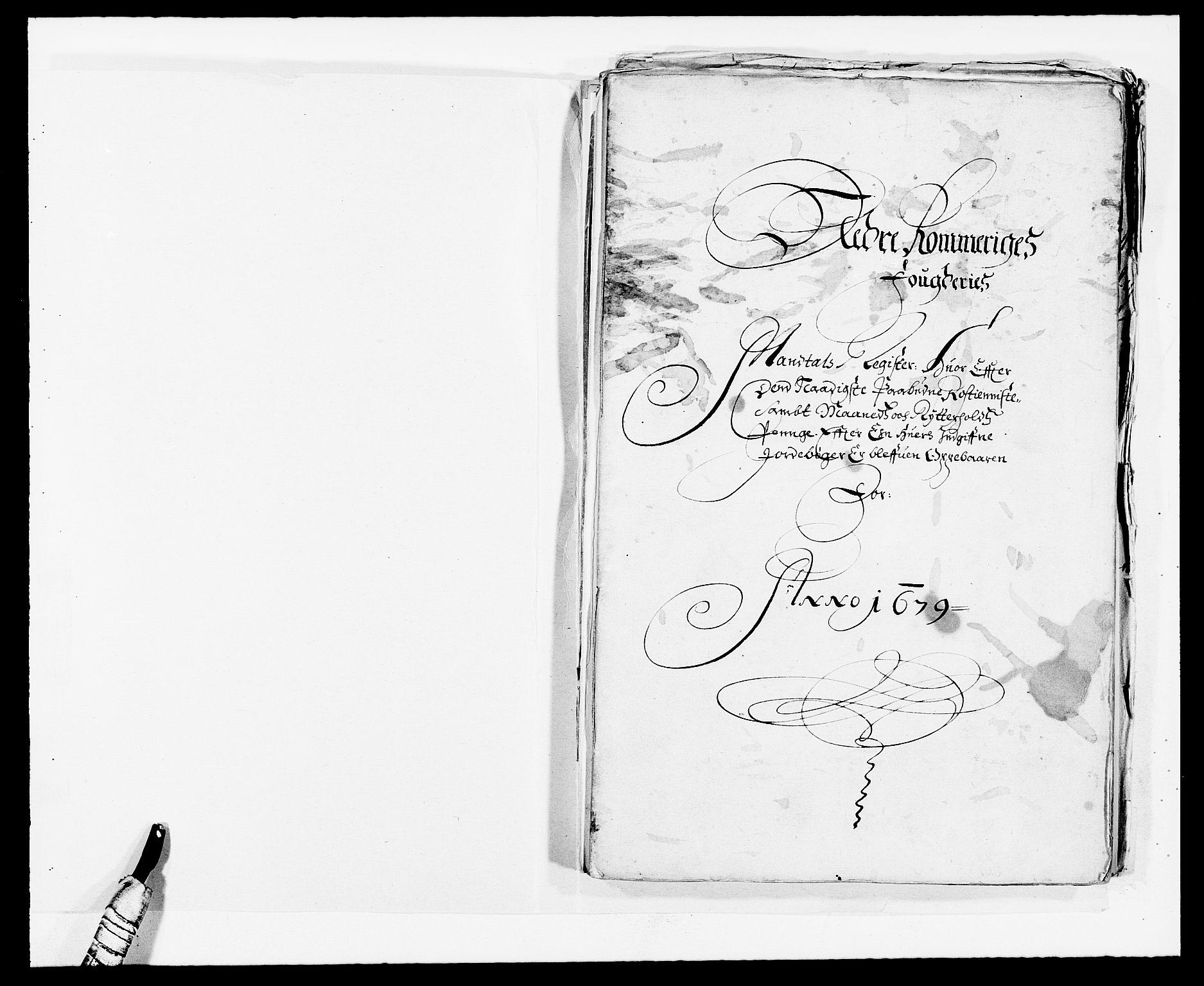 RA, Rentekammeret inntil 1814, Reviderte regnskaper, Fogderegnskap, R11/L0568: Fogderegnskap Nedre Romerike, 1679, s. 205