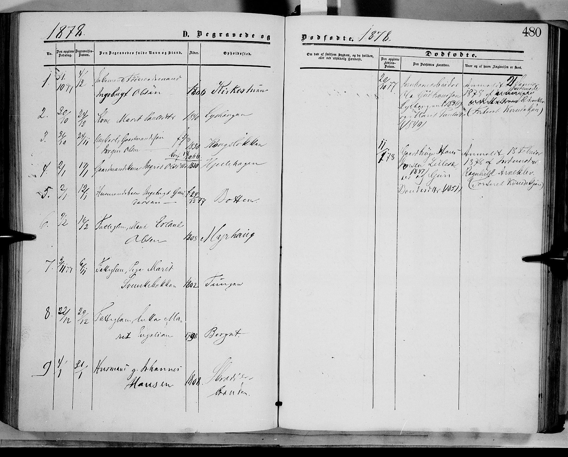 SAH, Dovre prestekontor, Ministerialbok nr. 1, 1854-1878, s. 480