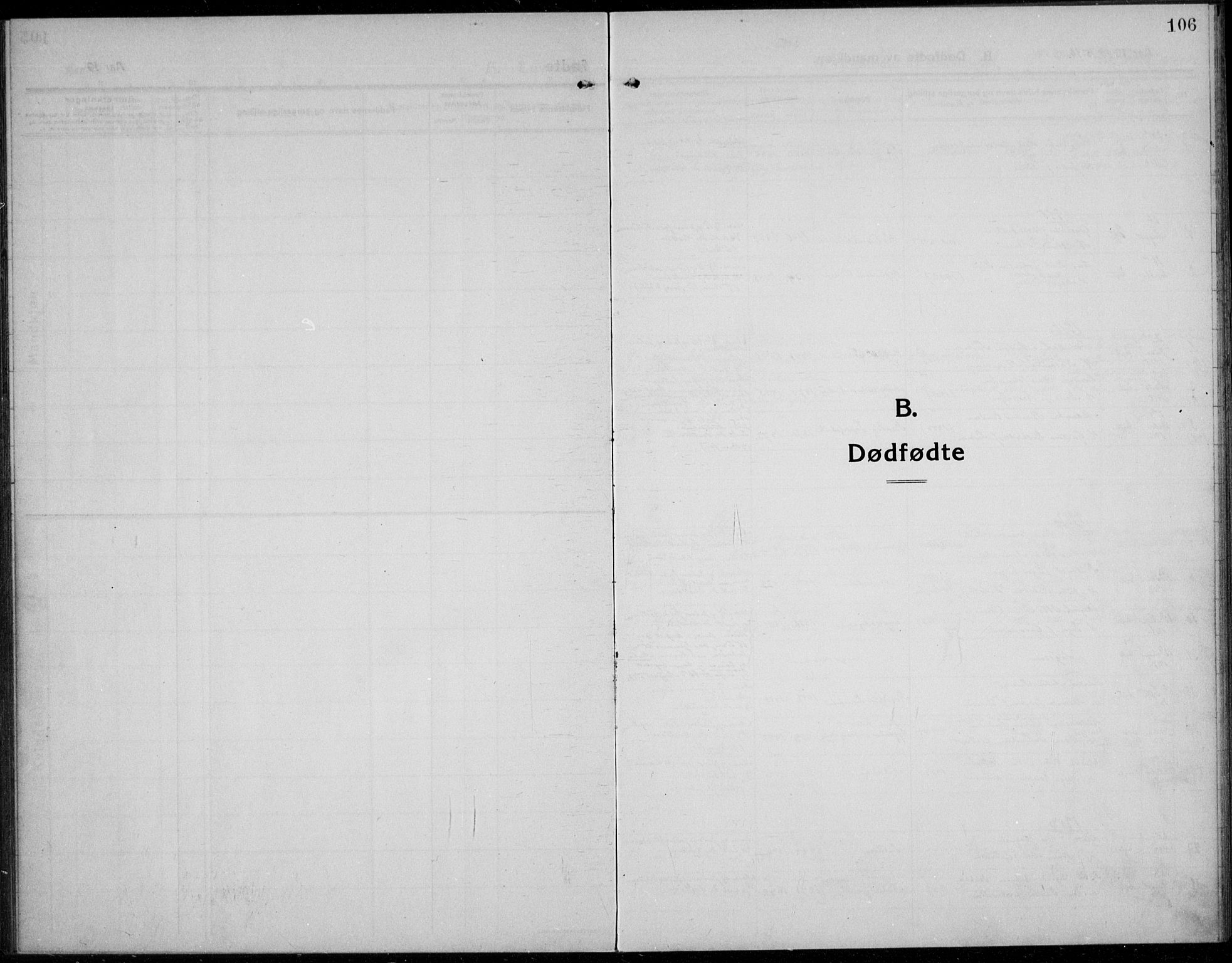 SAH, Jevnaker prestekontor, Ministerialbok nr. 12, 1914-1924, s. 106