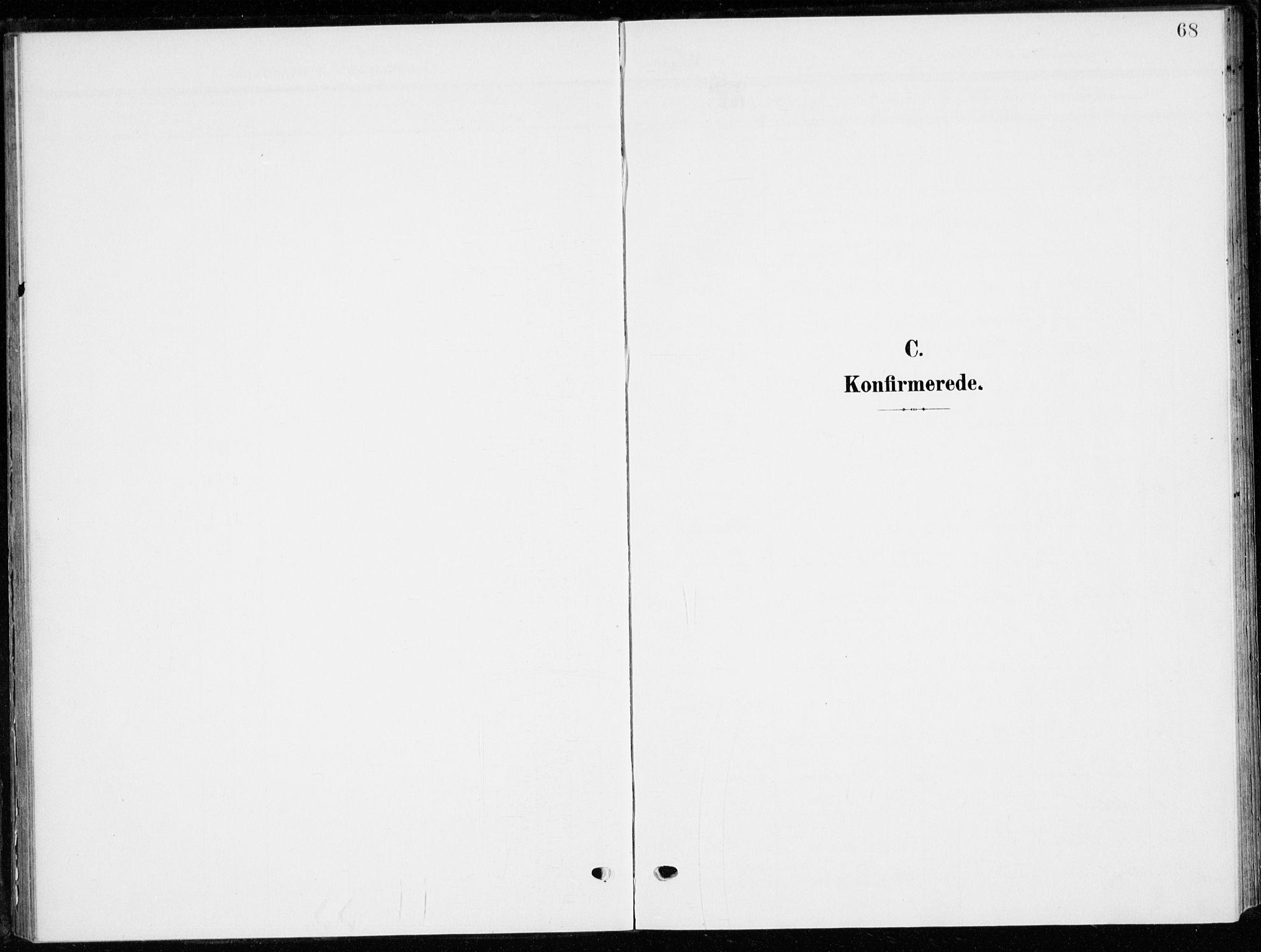 SAH, Ringsaker prestekontor, K/Ka/L0021: Ministerialbok nr. 21, 1905-1920, s. 68