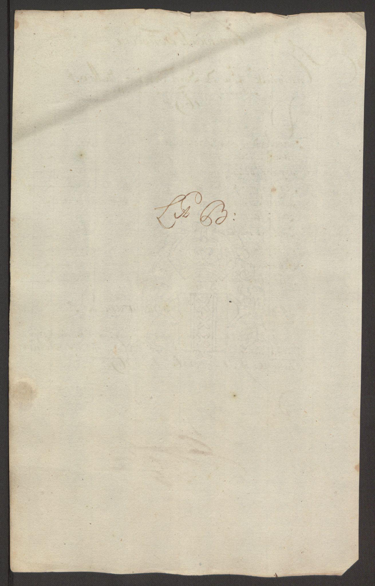 RA, Rentekammeret inntil 1814, Reviderte regnskaper, Fogderegnskap, R64/L4424: Fogderegnskap Namdal, 1692-1695, s. 461