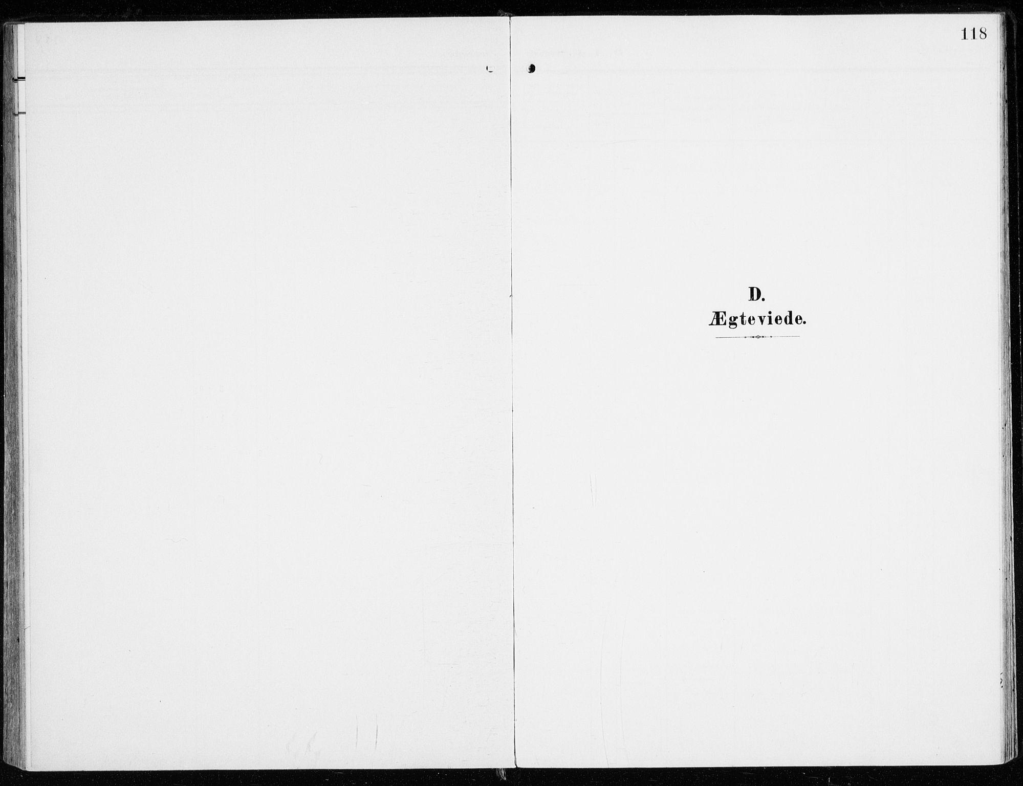 SAH, Sel prestekontor, Ministerialbok nr. 2, 1905-1919, s. 118