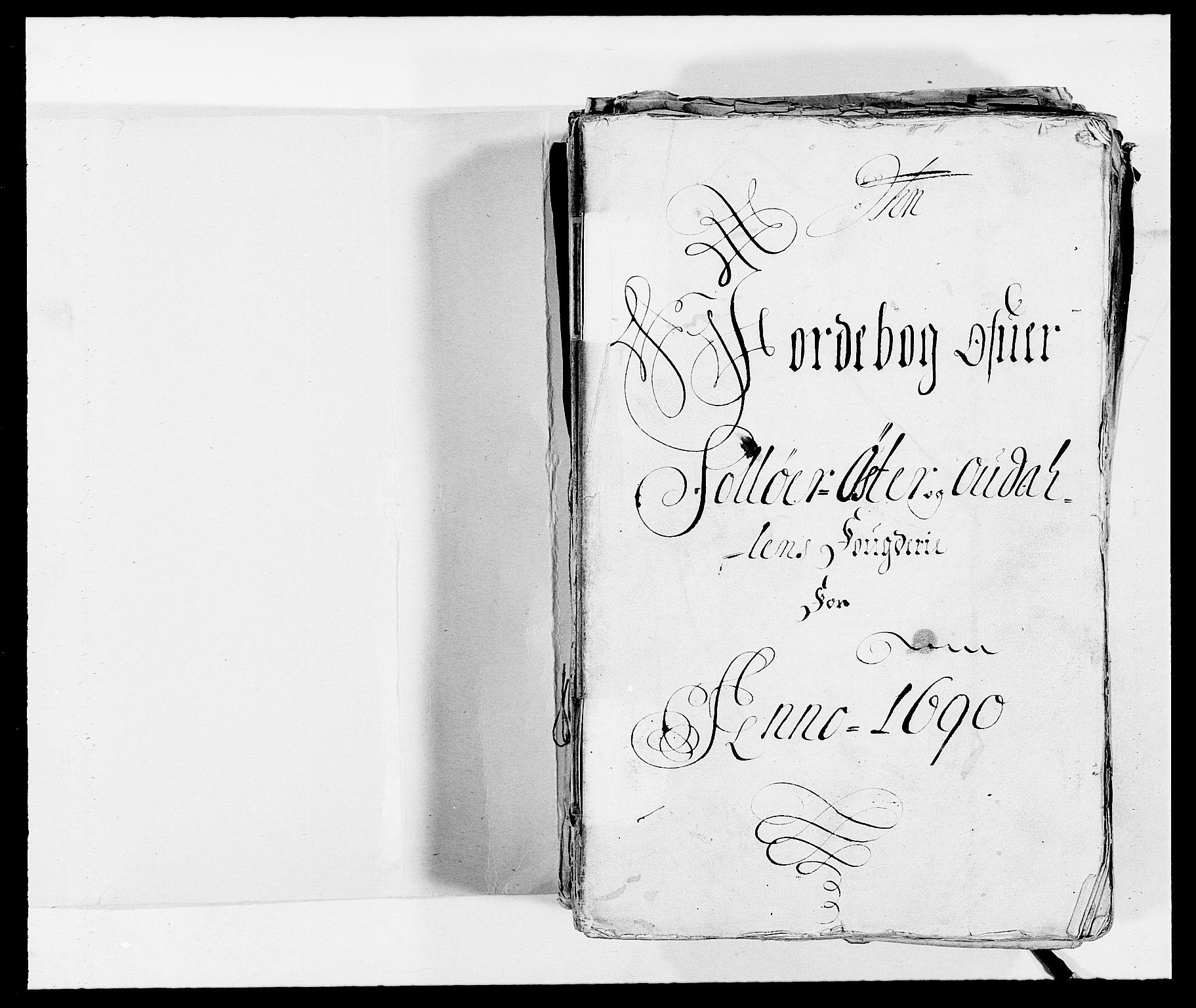 RA, Rentekammeret inntil 1814, Reviderte regnskaper, Fogderegnskap, R13/L0828: Fogderegnskap Solør, Odal og Østerdal, 1690, s. 30