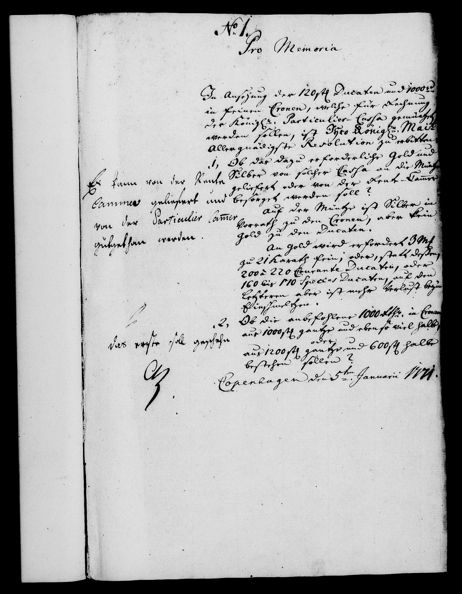 RA, Rentekammeret, Kammerkanselliet, G/Gf/Gfa/L0053: Norsk relasjons- og resolusjonsprotokoll (merket RK 52.53), 1771, s. 28