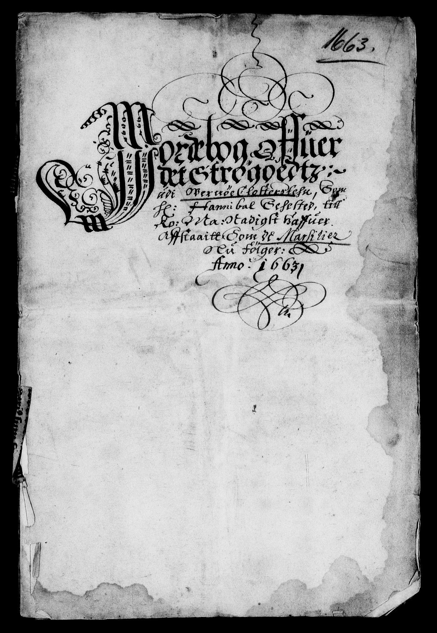 RA, Rentekammeret inntil 1814, Realistisk ordnet avdeling, On/L0007: [Jj 8]: Jordebøker og dokumenter innlevert til kongelig kommisjon 1672: Verne klosters gods, 1658-1672, s. 118