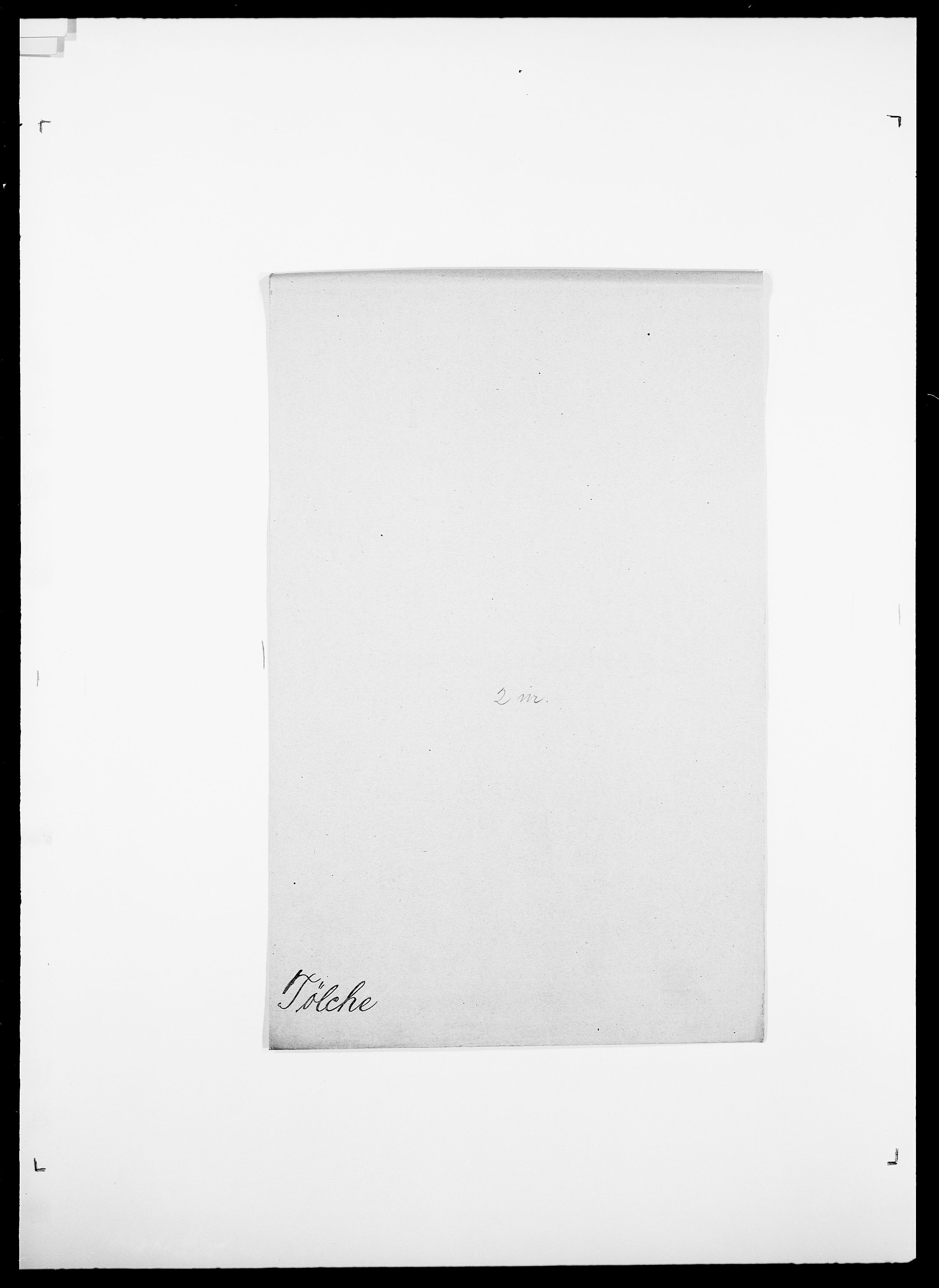 SAO, Delgobe, Charles Antoine - samling, D/Da/L0039: Thorsen - Urup, s. 532