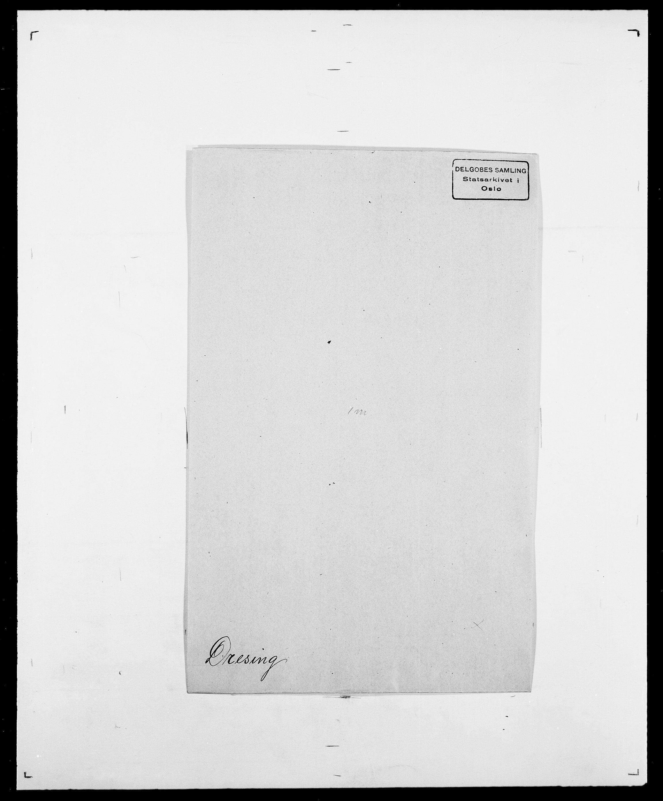 SAO, Delgobe, Charles Antoine - samling, D/Da/L0009: Dahl - v. Düren, s. 774