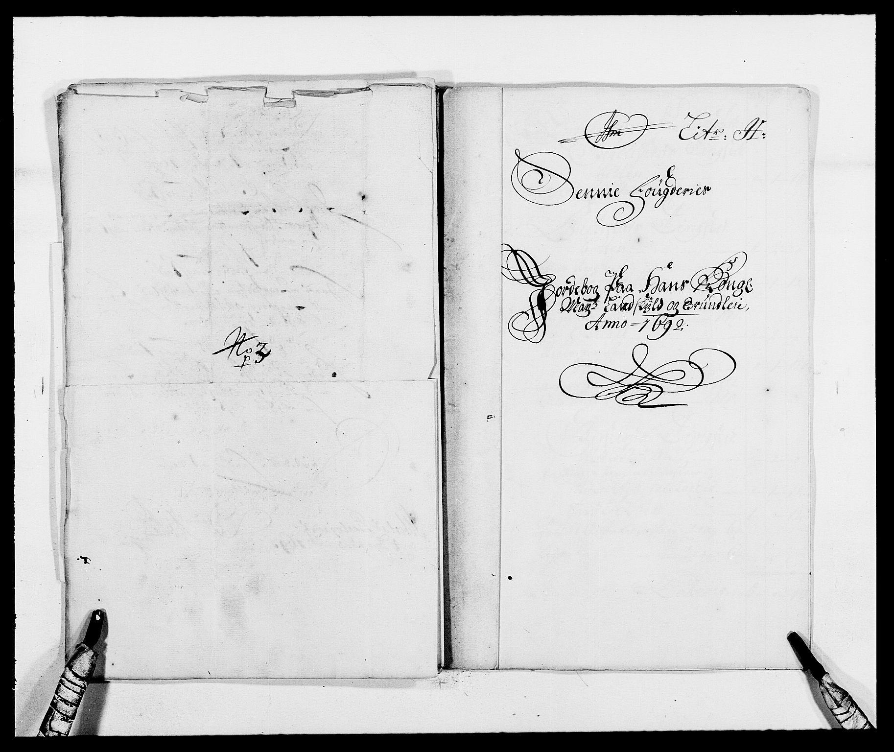 RA, Rentekammeret inntil 1814, Reviderte regnskaper, Fogderegnskap, R68/L4752: Fogderegnskap Senja og Troms, 1691-1693, s. 230