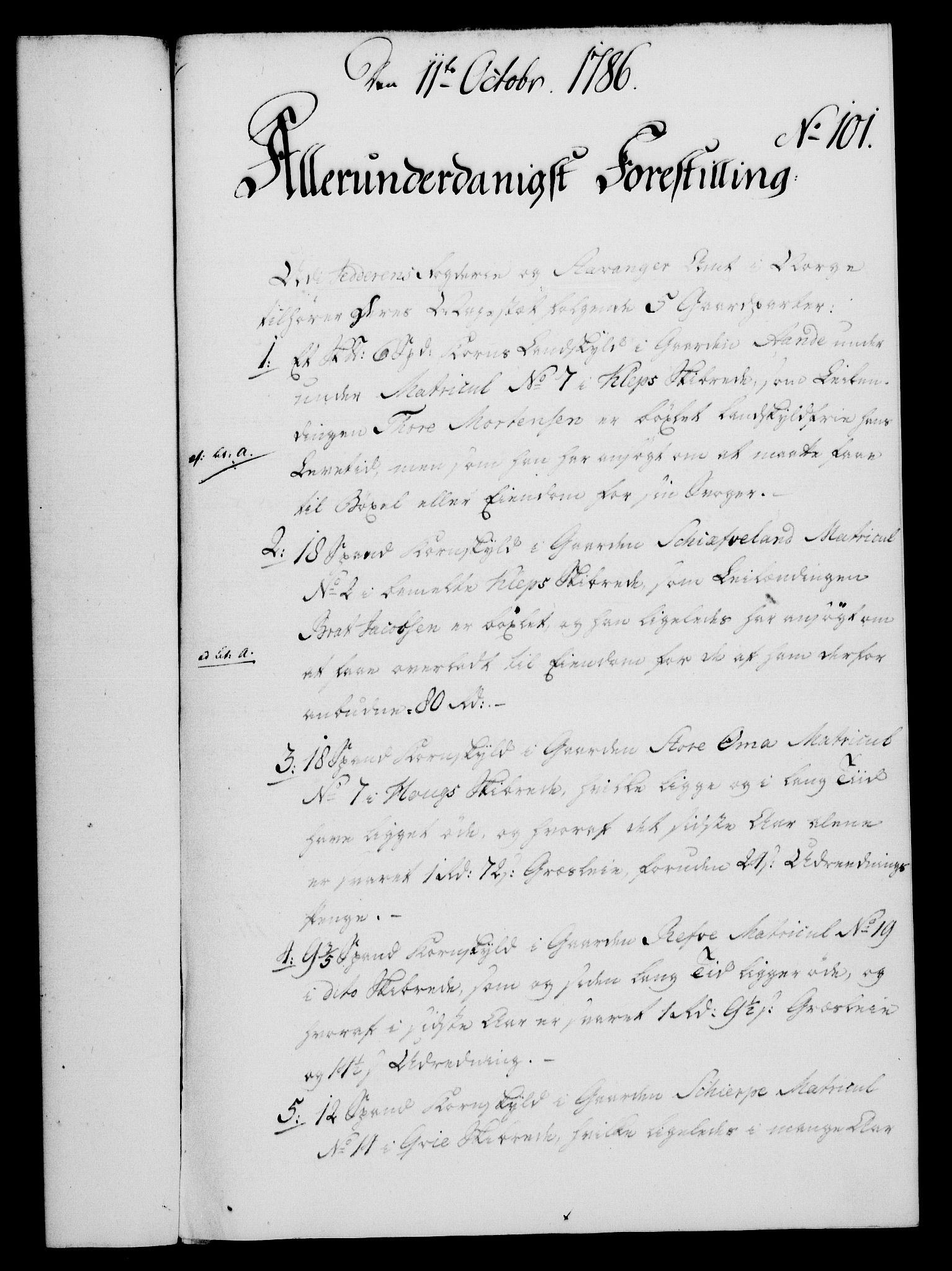 RA, Rentekammeret, Kammerkanselliet, G/Gf/Gfa/L0068: Norsk relasjons- og resolusjonsprotokoll (merket RK 52.68), 1786, s. 876
