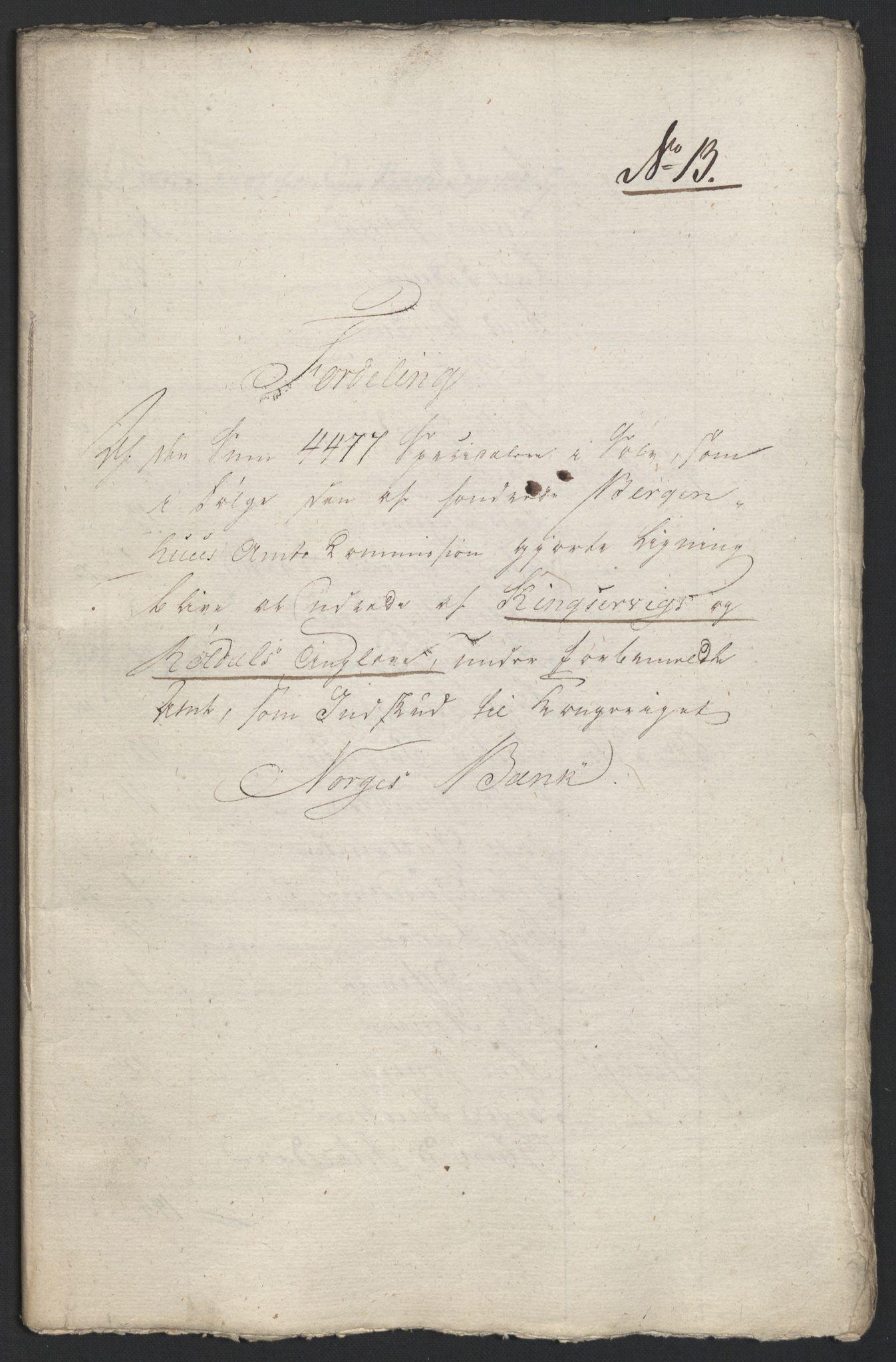 NOBA, Norges Bank/Sølvskatten 1816*, 1816, s. 210