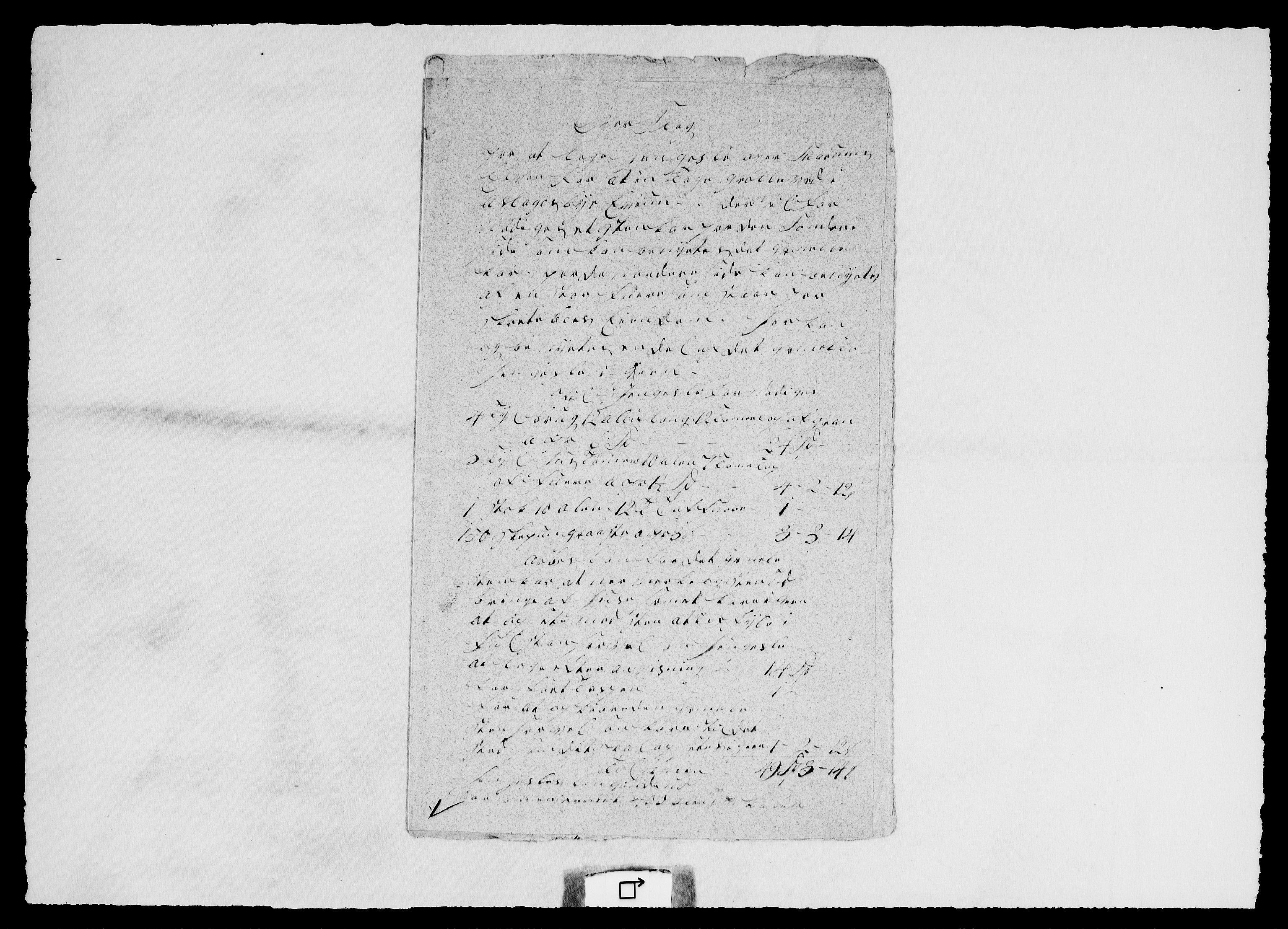 RA, Modums Blaafarveværk, G/Gf/L0368, 1824-1840, s. 2