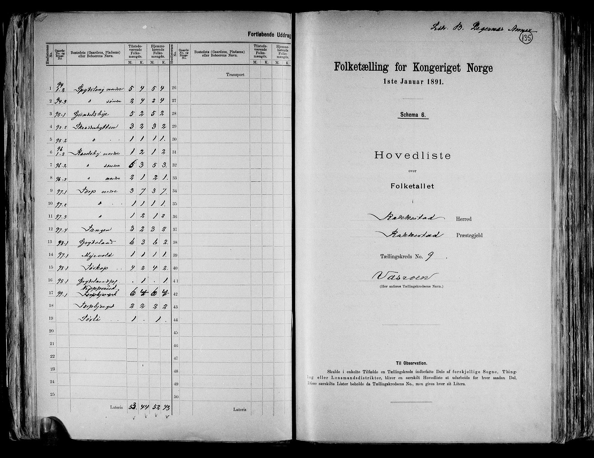 RA, Folketelling 1891 for 0128 Rakkestad herred, 1891, s. 26
